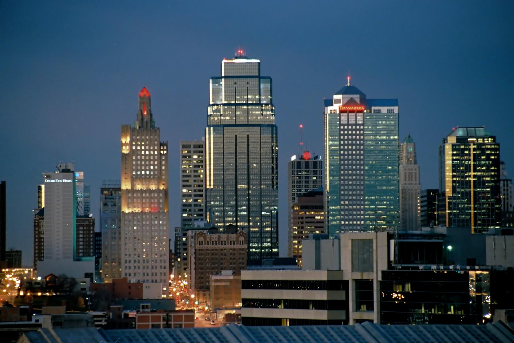 KCMO.gov » Kansas-City-Skyline