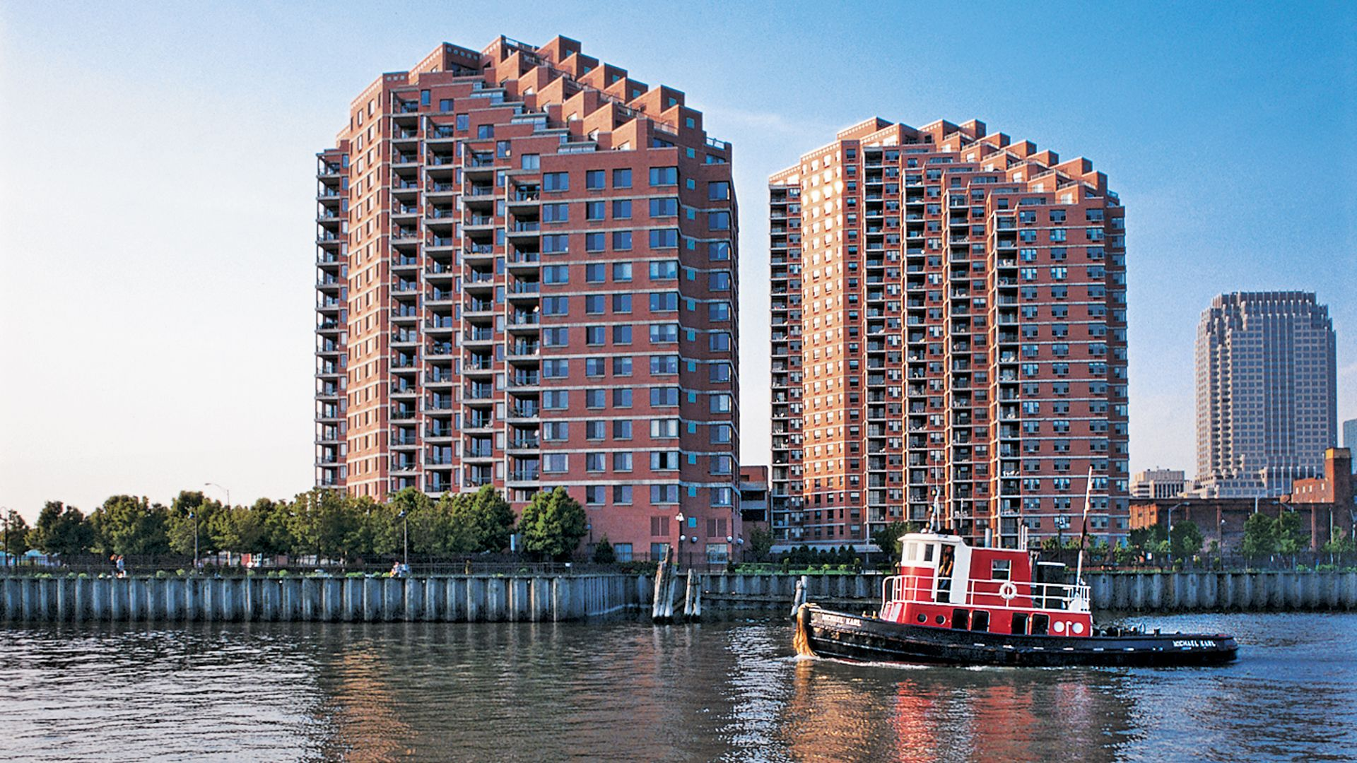 Portside Towers Apartments - Downtown Jersey City - 155 Washington ...