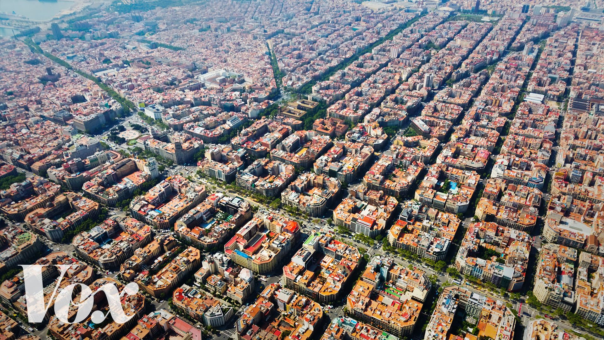 Superblocks: How Barcelona is taking city streets back from cars ...