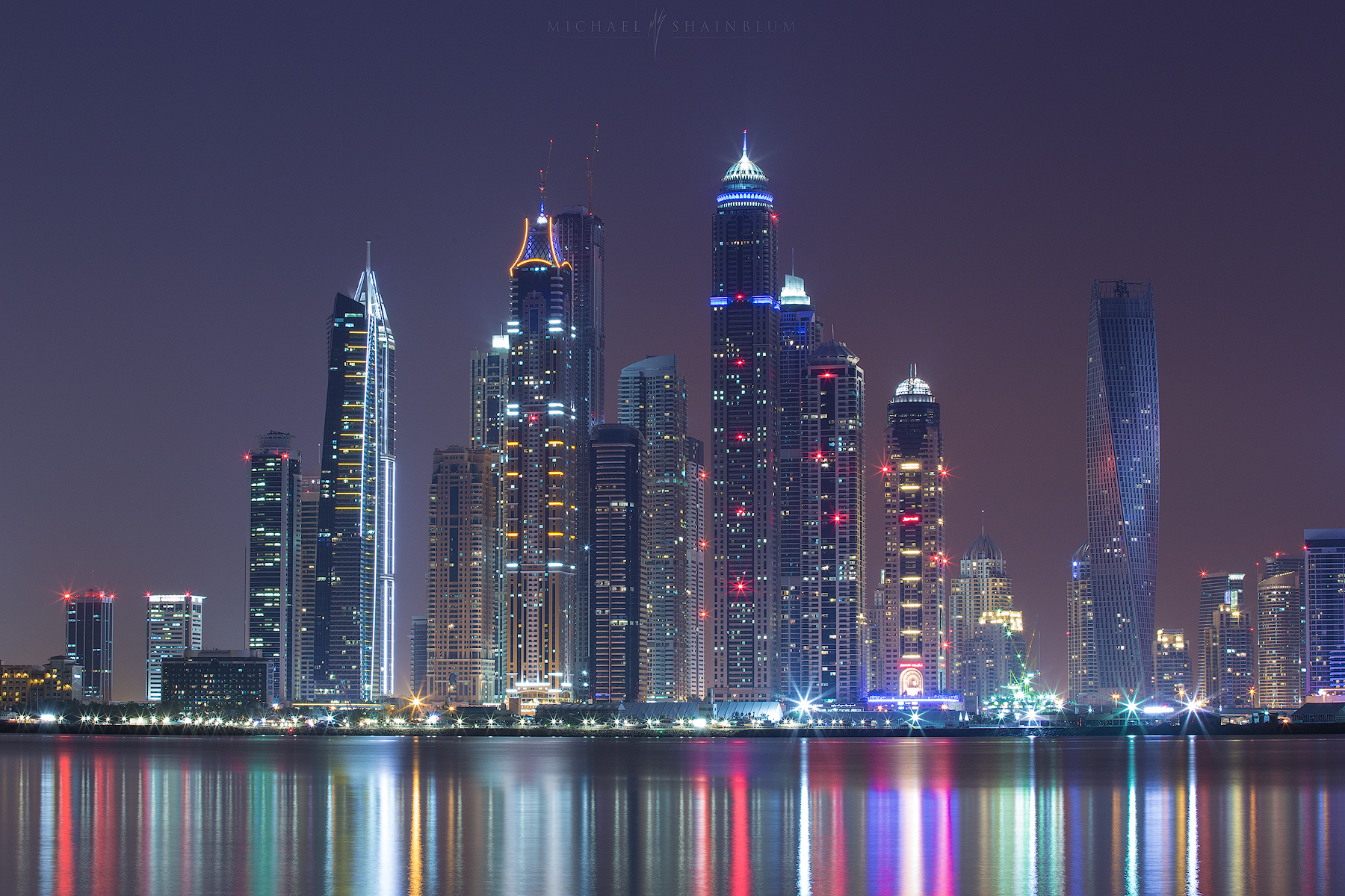 Free photo: Dubai Cityscape - Arab, Buildings, City - Free