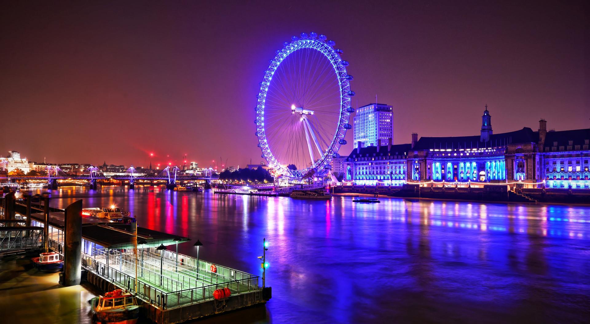 City at night 52069 - Urban Landscape - City building