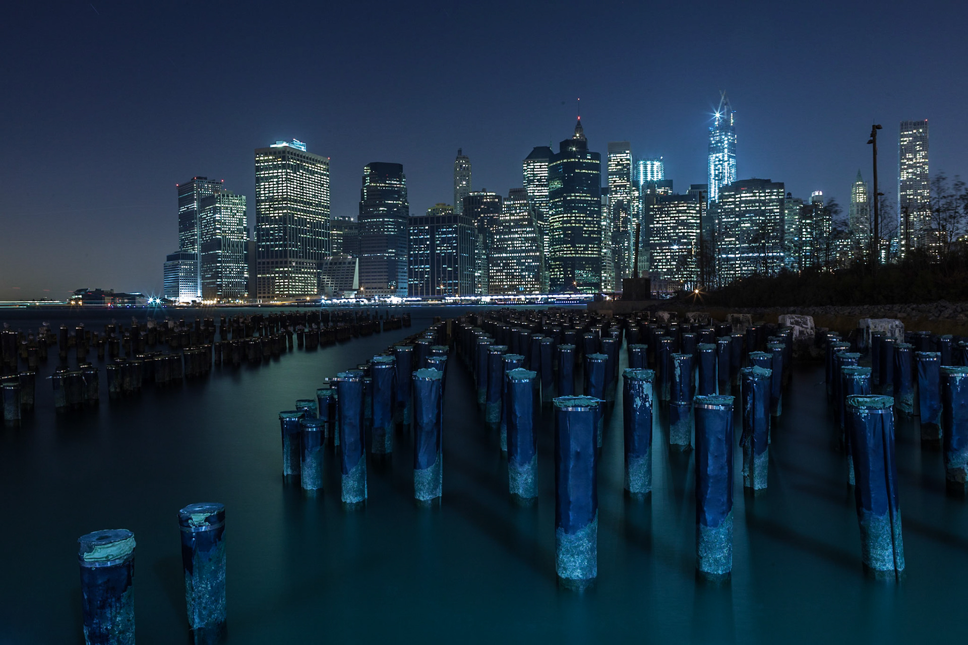 heidger marx photography - New York City at night