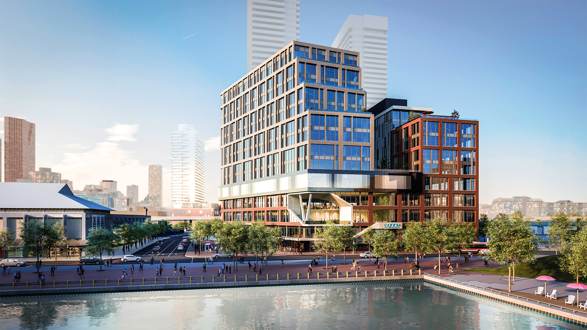 Daniels Waterfront | Official Website