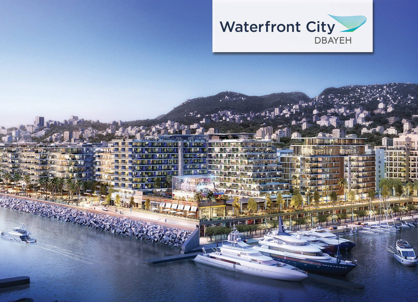 Waterfront City - Dbayeh | Projects | Macsons SAL Official Daikin ...