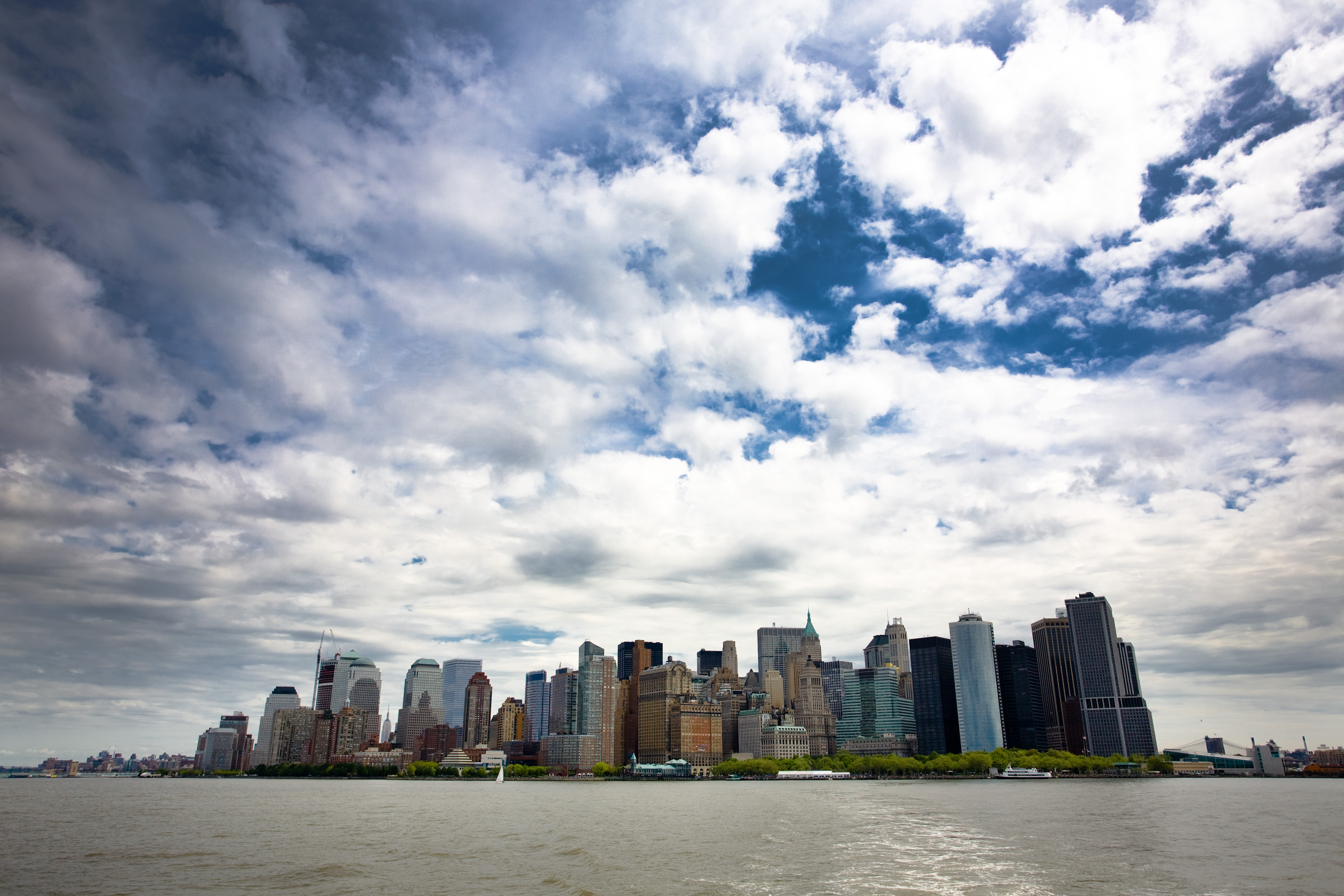 File:New York City, by day (2491602306).jpg - Wikimedia Commons