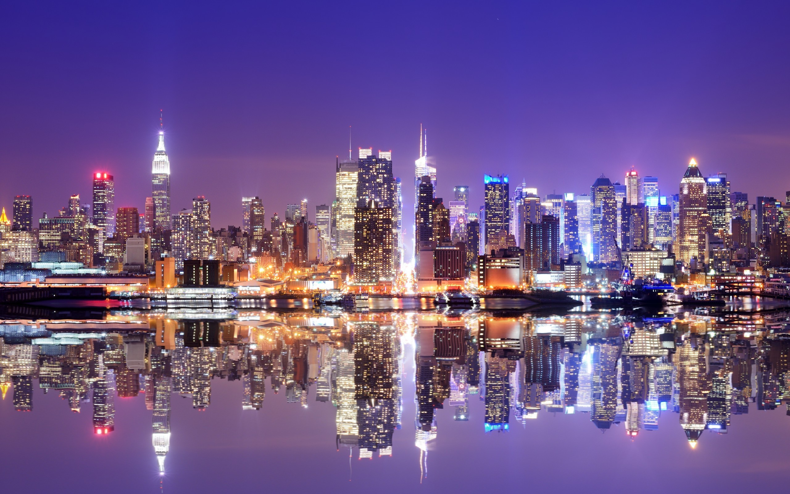 New York Landscapes images Free photo new york landscape urban york skyline free jpg
