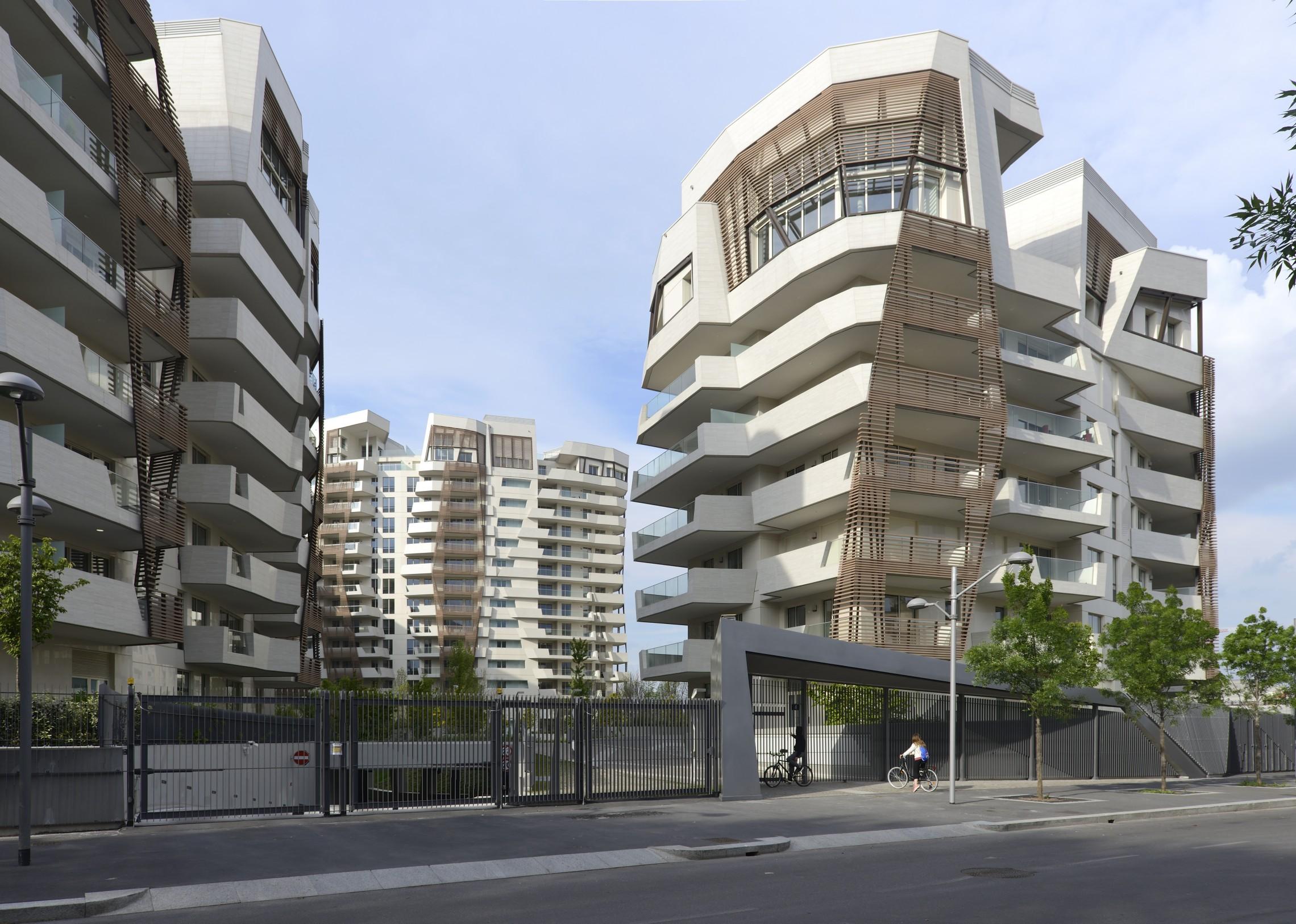 CityLife Residences - Libeskind