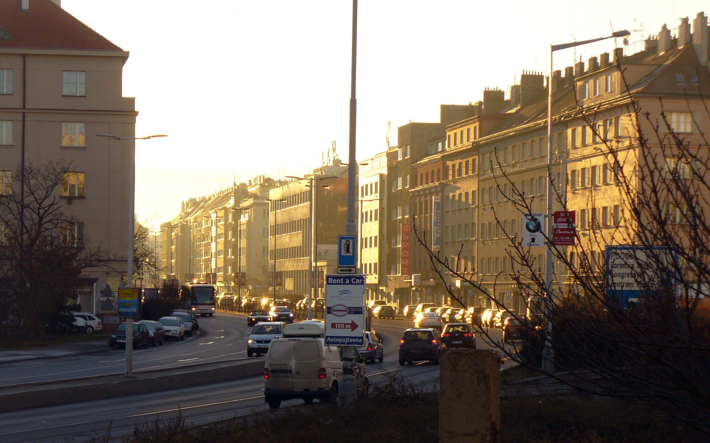 Free Image: Morning city - Prague | Libreshot Public Domain Photos