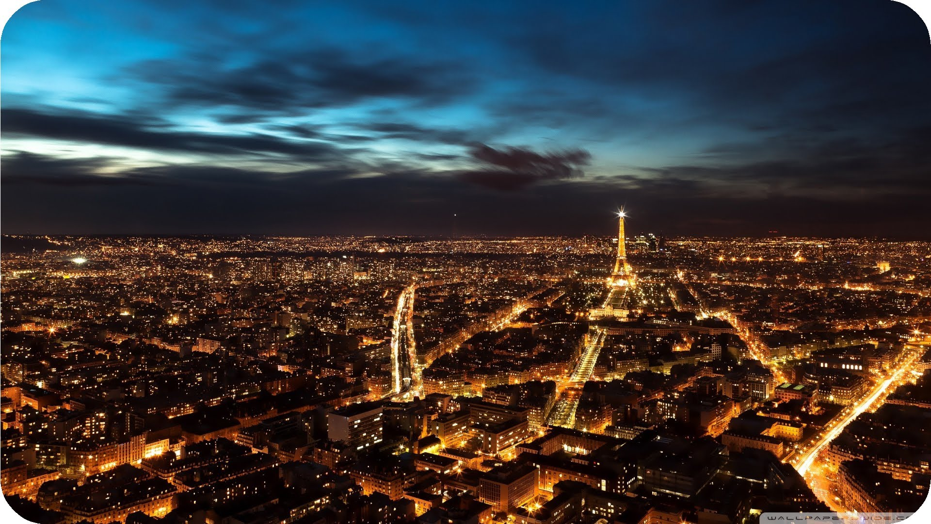 Paris, The City of Light Full Length - YouTube
