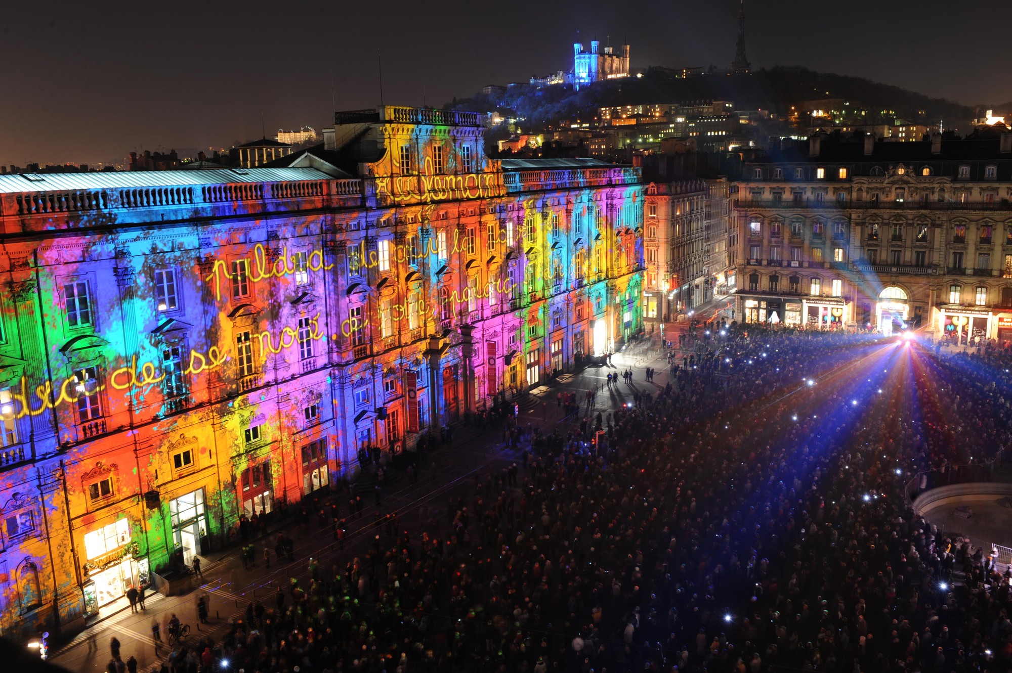 Light Matters: Europe's Leading Light Festivals | ArchDaily