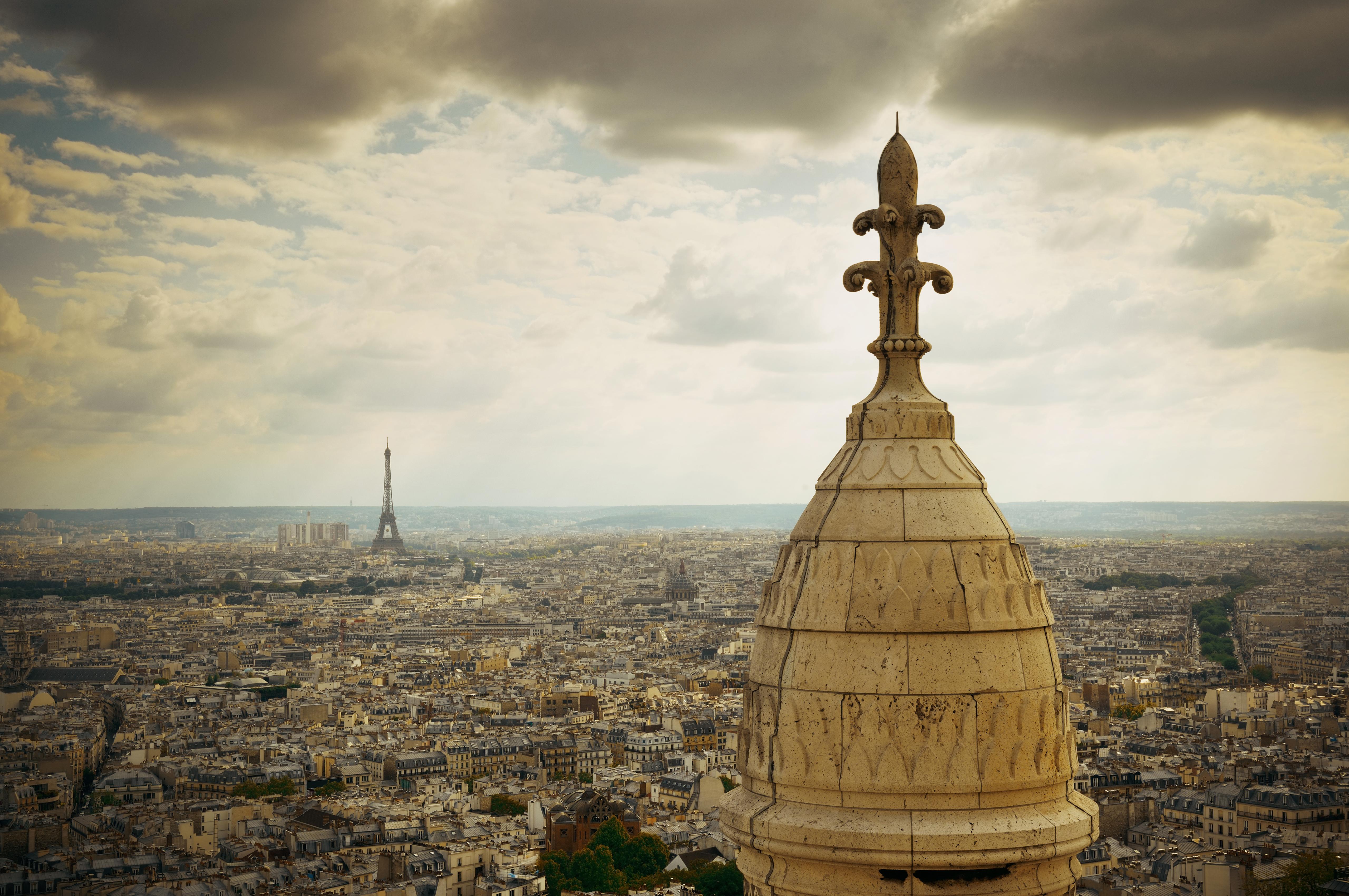 An adventure in Paris, the city of lights   America Magazine