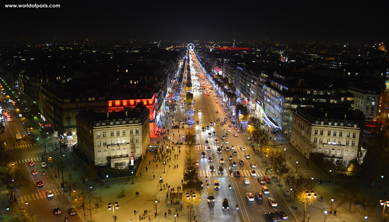 City of Lights, Paris   World of Paris