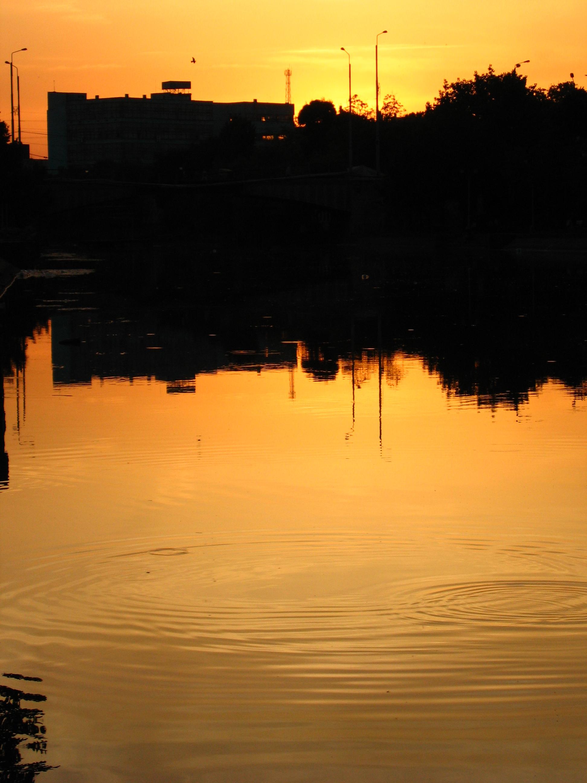 City river photo