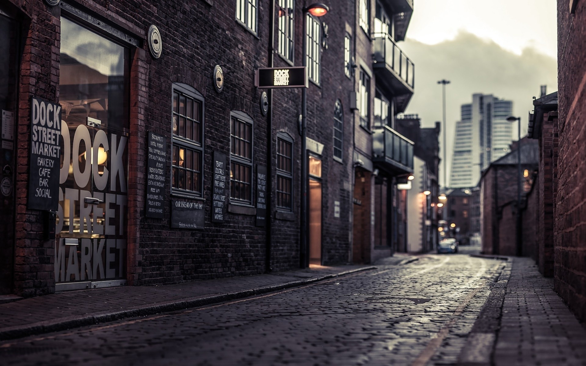 City Street Background 4 - Get HD Wallpapers Free