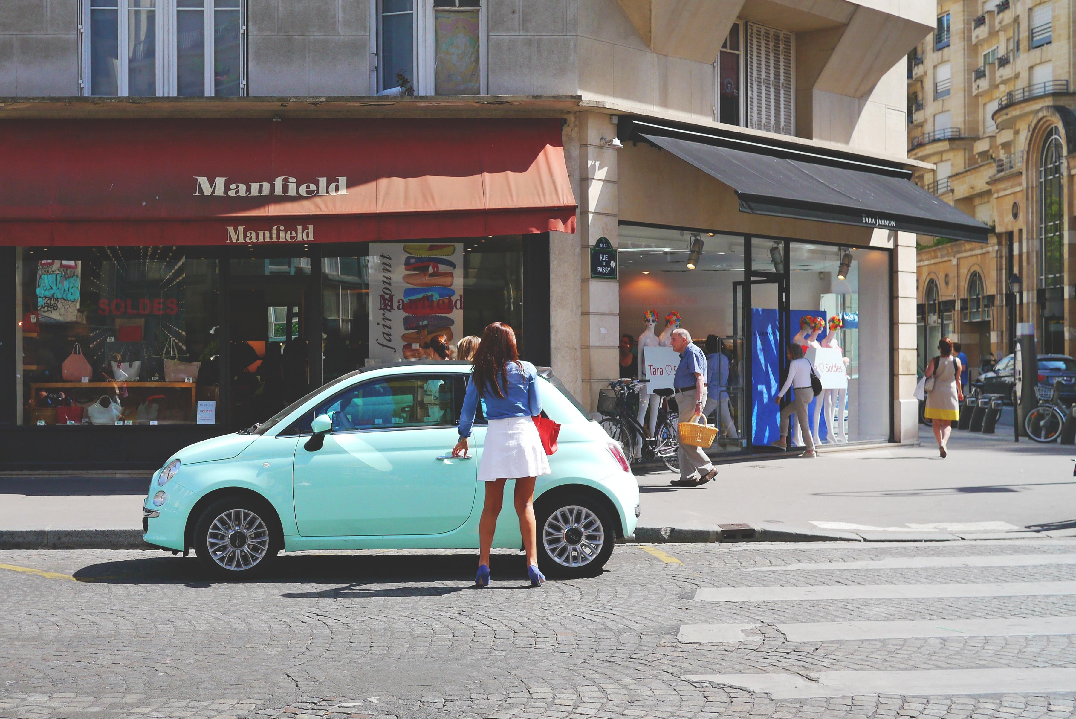City Street, Activity, Architecture, Auto, Automobile, HQ Photo