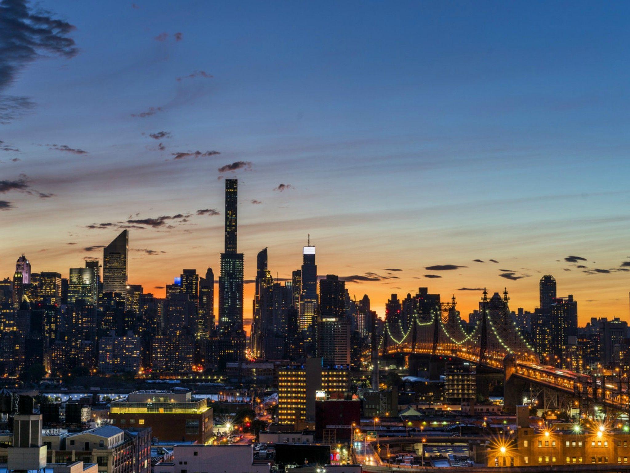 Long Island City Hotels | Aloft Long Island City - Manhattan View