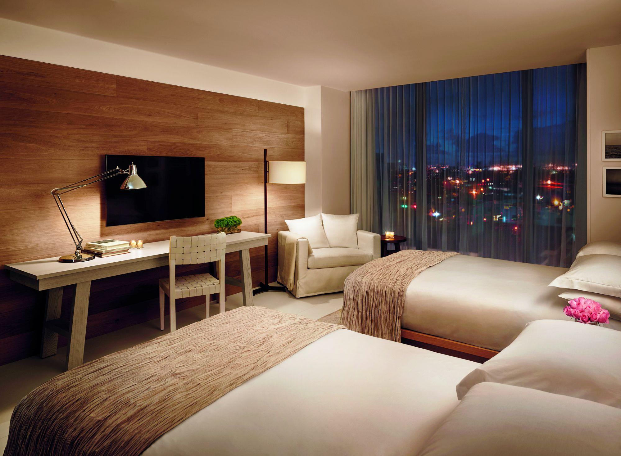 City View Room in Miami | The Miami Beach EDITION