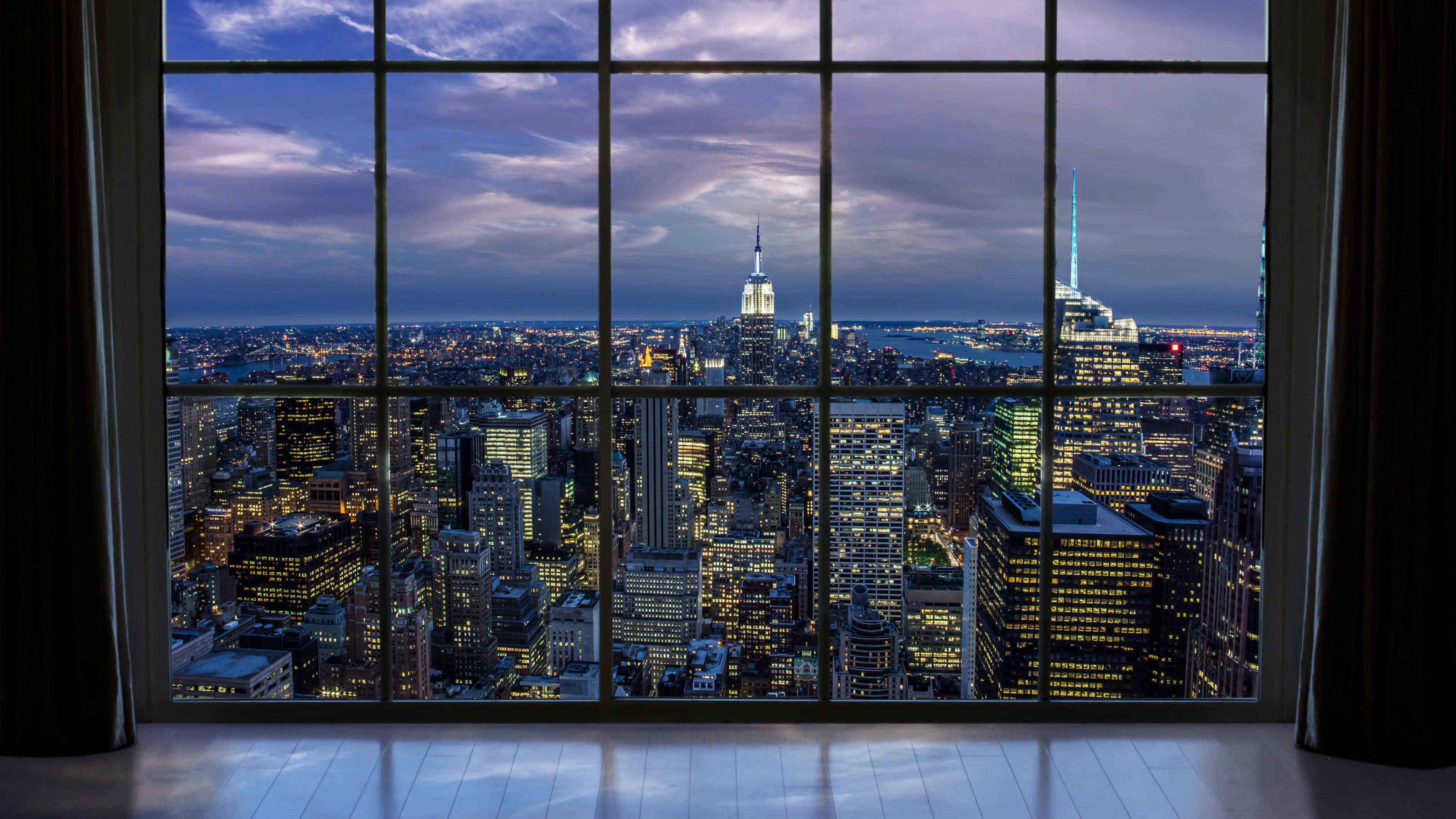 Free photo: City View - Architecture, Building, City ...