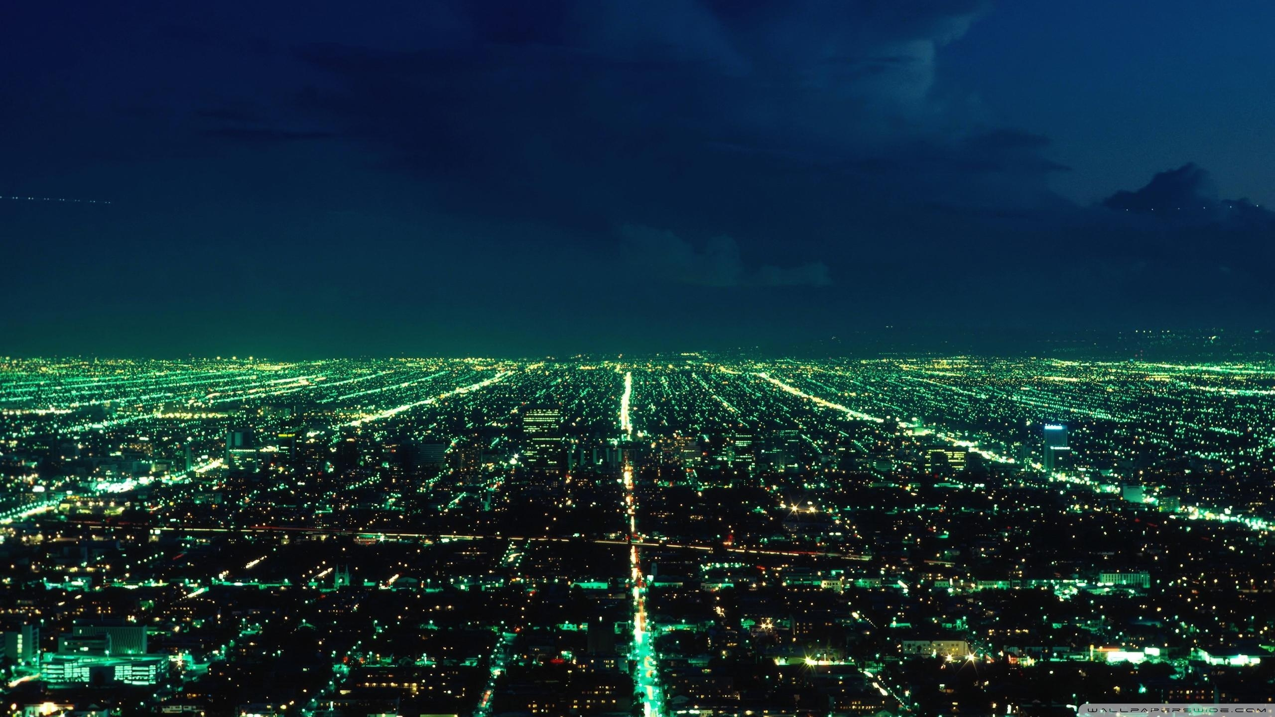 Aerial City View ❤ 4K HD Desktop Wallpaper for 4K Ultra HD TV ...