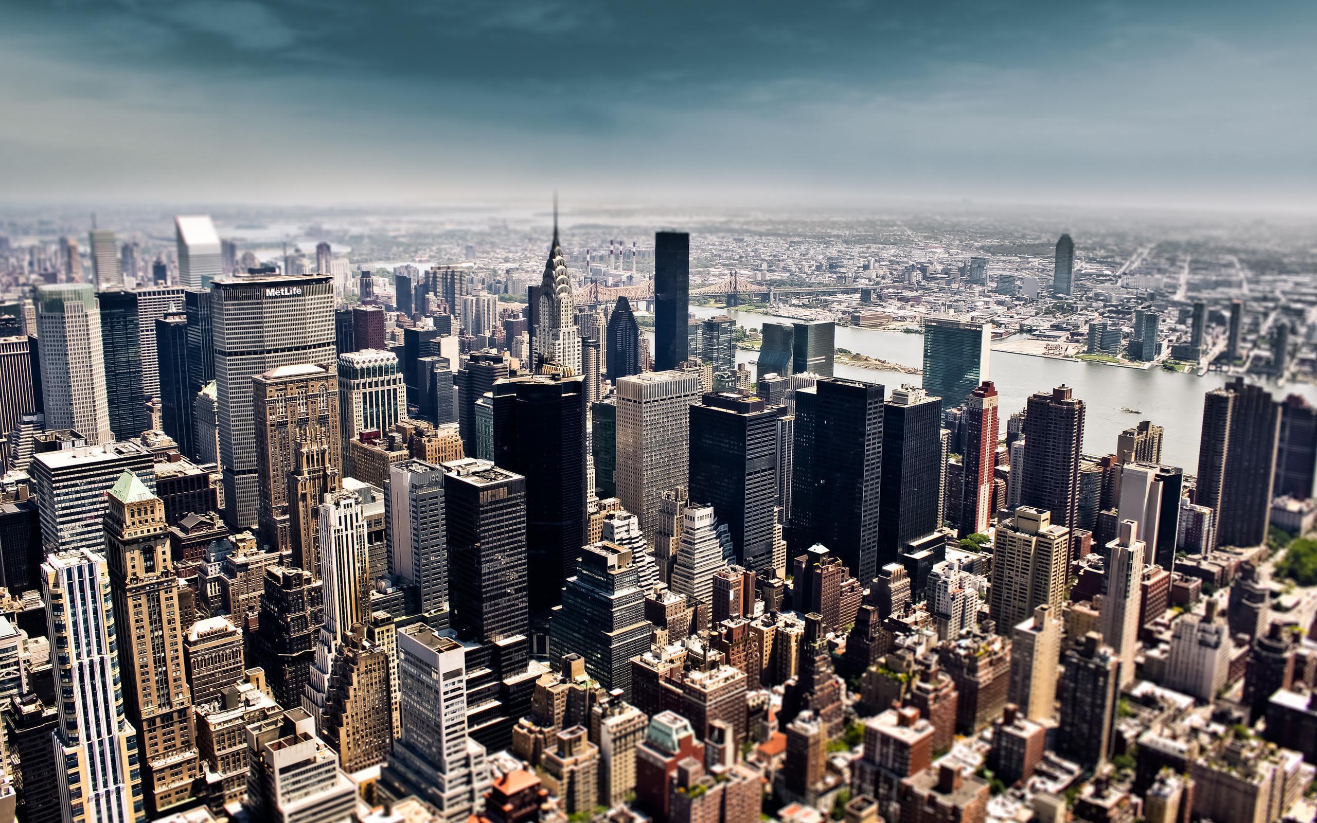 Big City View HD desktop wallpaper : Widescreen : High Definition ...