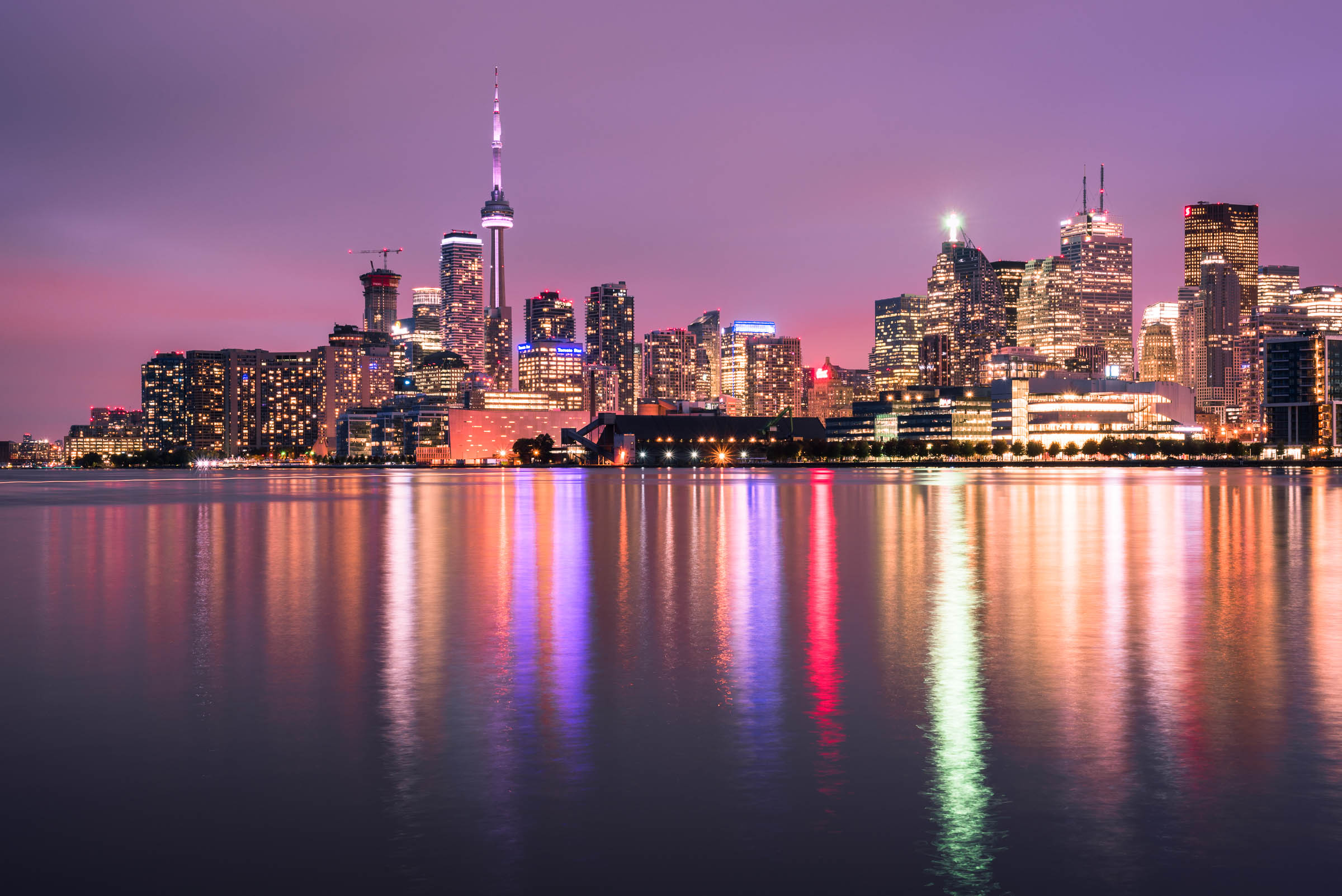 Canada Cityscape | Olga FineArts Photography | Fine Art Prints ...