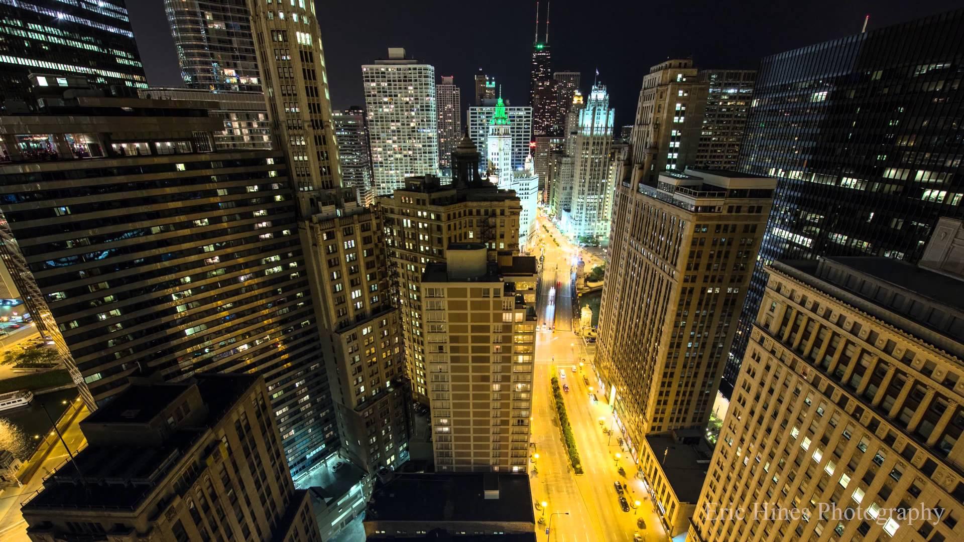 Cityscape Chicago 4K - YouTube