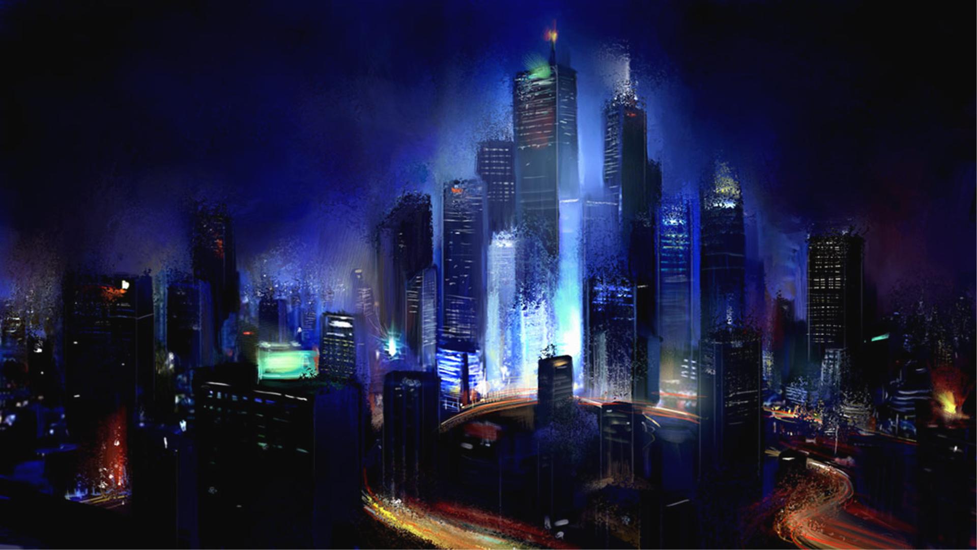 Download Cityscape Hd Wallpaper 1920x1080 | Wallpoper #322356