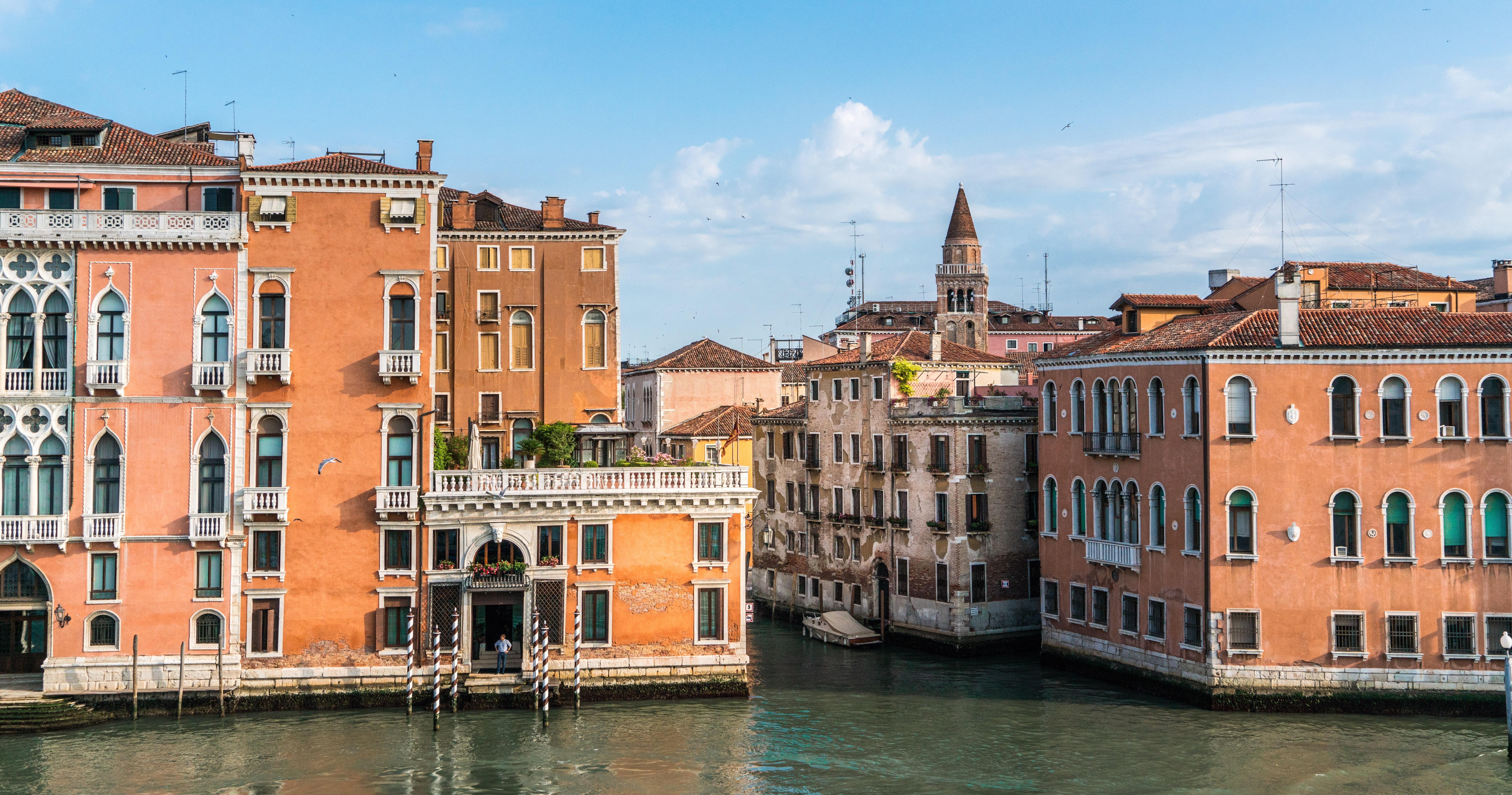 Cityscape, Architecture, Outdoors, Venice, Venezia, HQ Photo