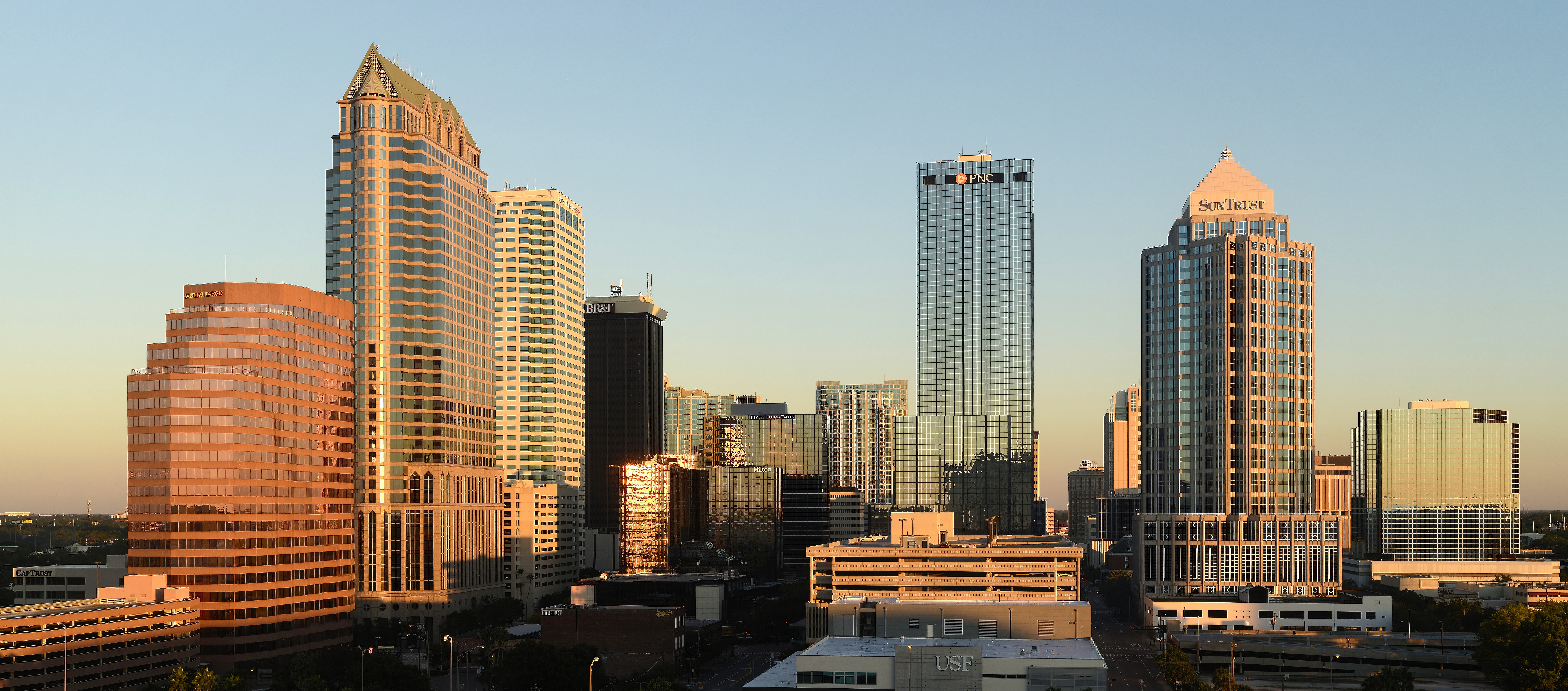Cityscape of Tampa, Florida - Wikipedia