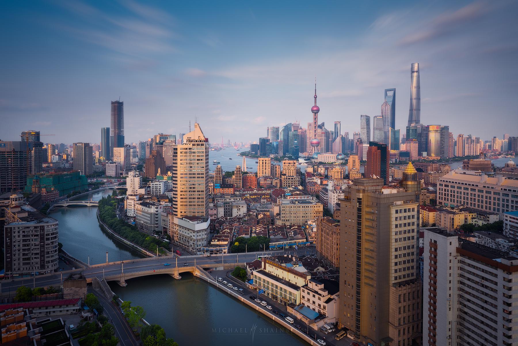 Shanghai Timelapse and Shanghai Cityscape Photography