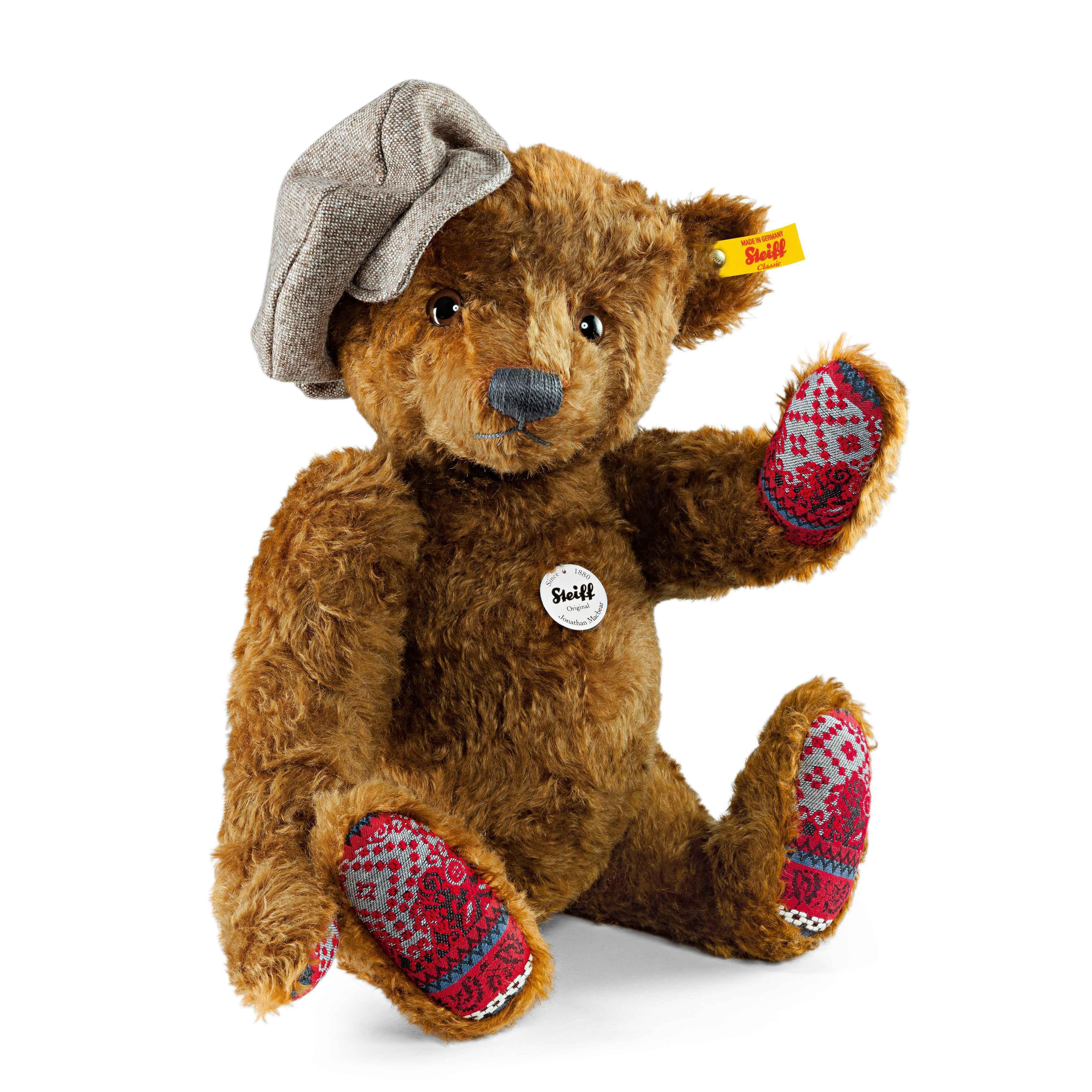 Classic Teddy Bear Jonathan Macbear
