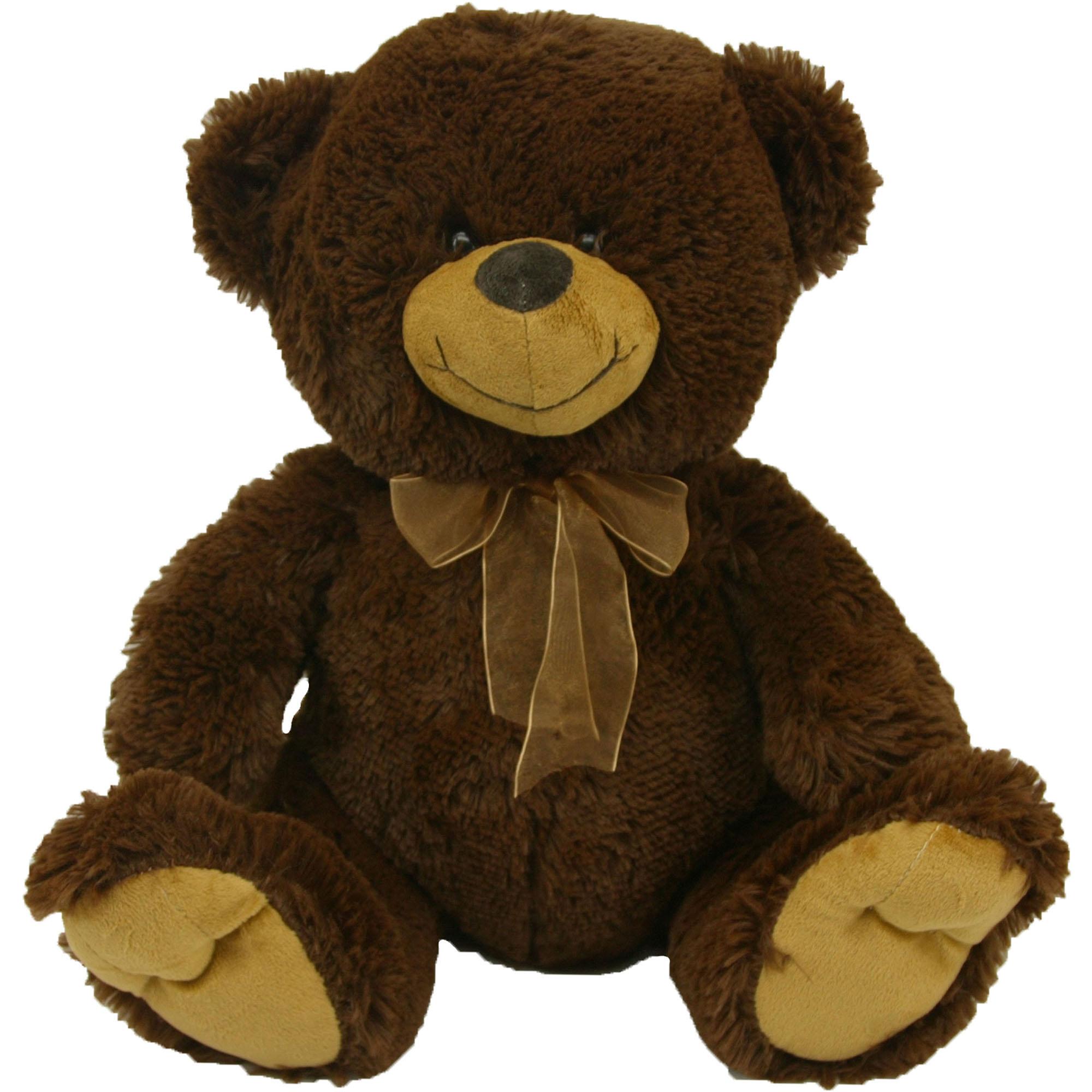 Big Plush 5 Foot Giant Teddy Bear 60 Inches Soft Cinnamon Brown ...