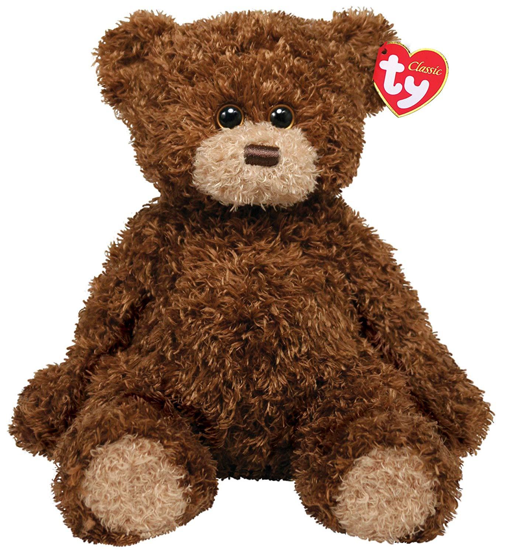 Amazon.com: Ty Shaggy Bear: Toys & Games