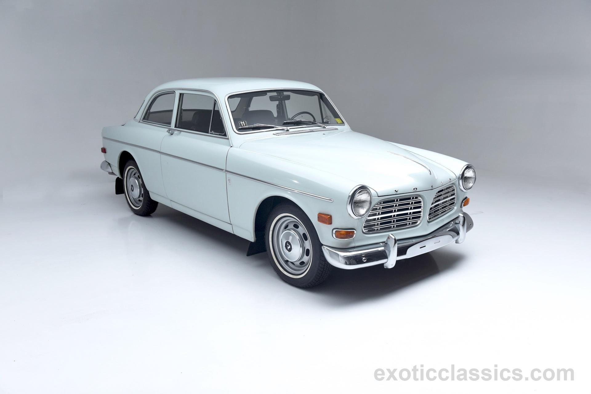 1968 Volvo 122 - Exotic and Classic Car Dealership specializing in ...