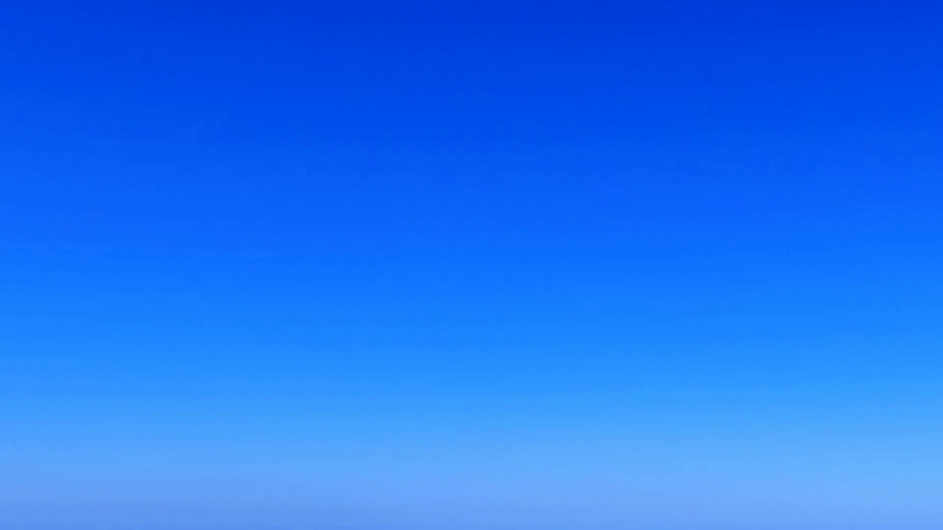 Blue clear sky HD static video nature background Stock Video Footage ...