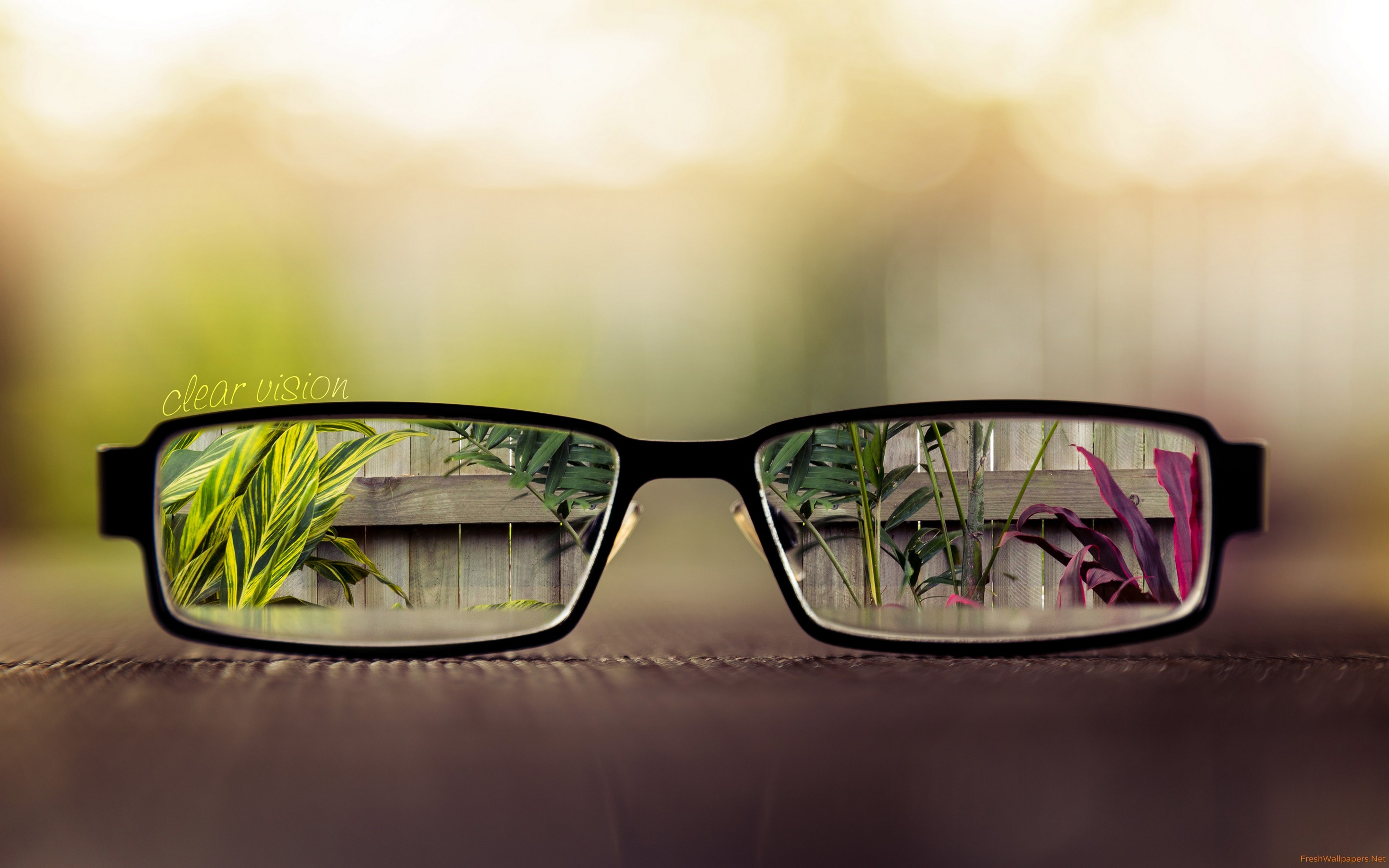 Clear Vision Eye Glasses wallpapers | Freshwallpapers