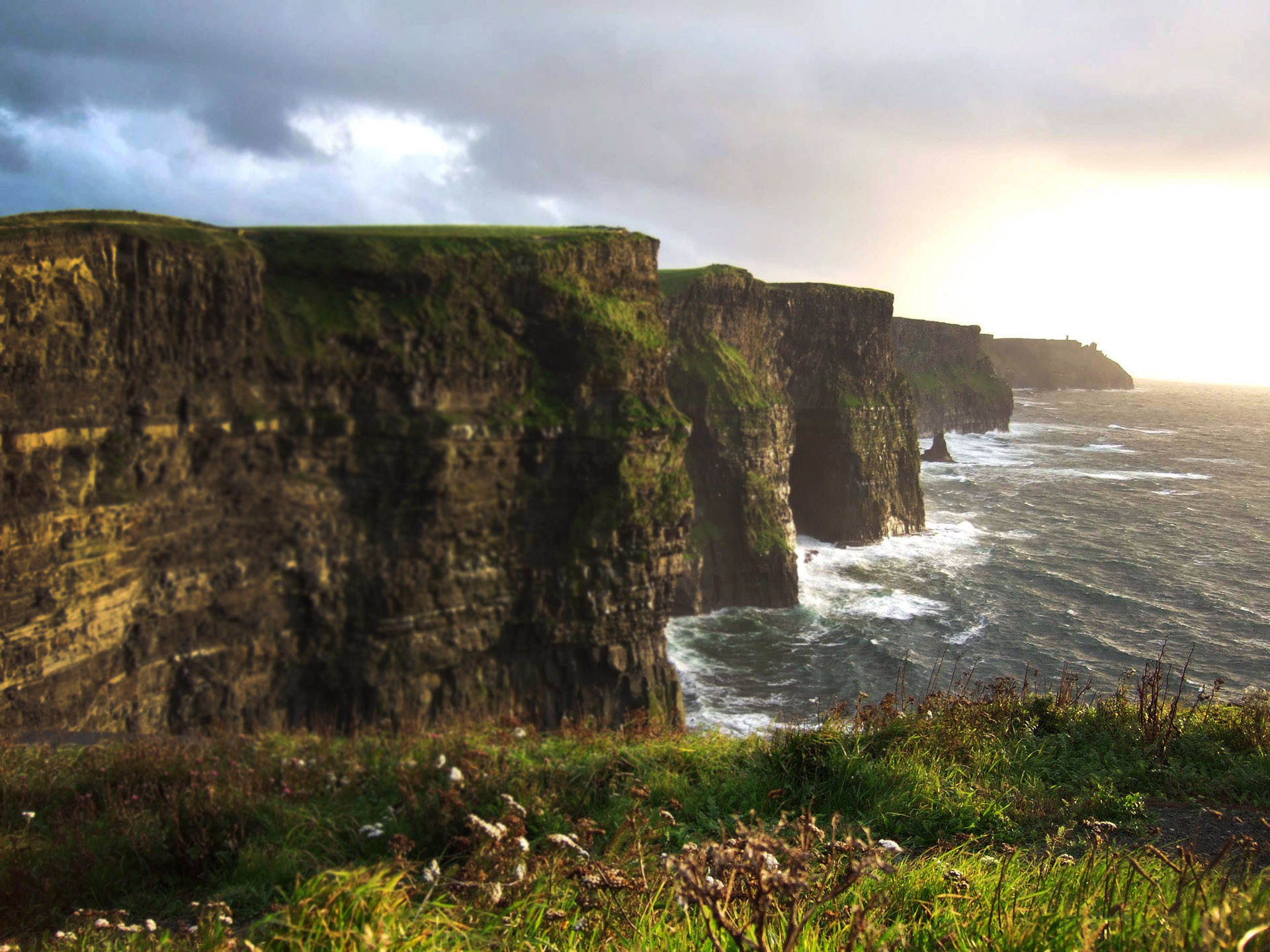 Cliffs Of Moher Day Tour From Dublin | Cliffs Of Moher tour