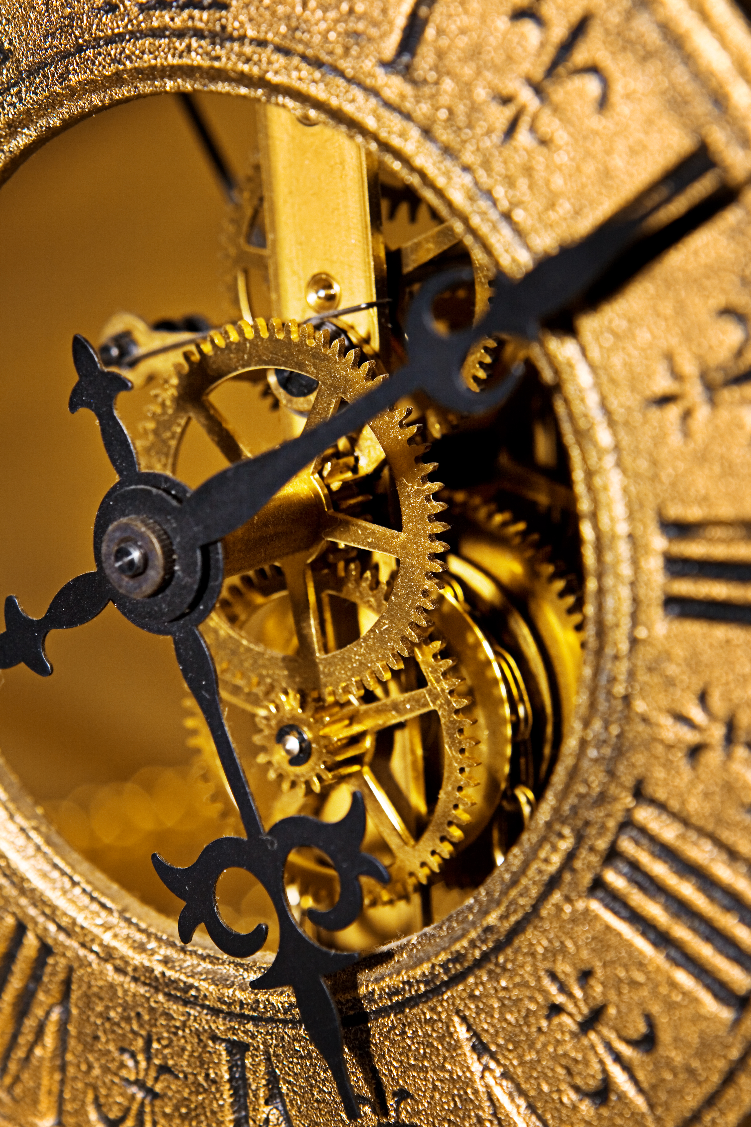Clock, Aged, Passing, Wind, Watch, HQ Photo