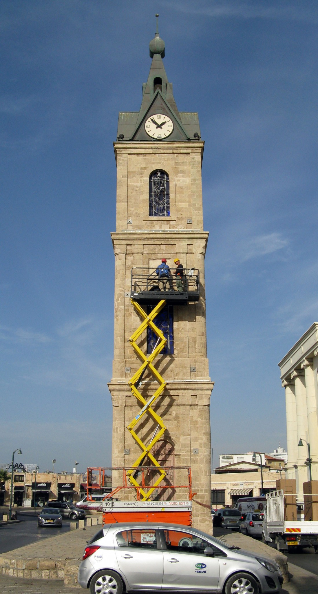 Take a tour of Israel's charming old clock towers | New York Jewish ...