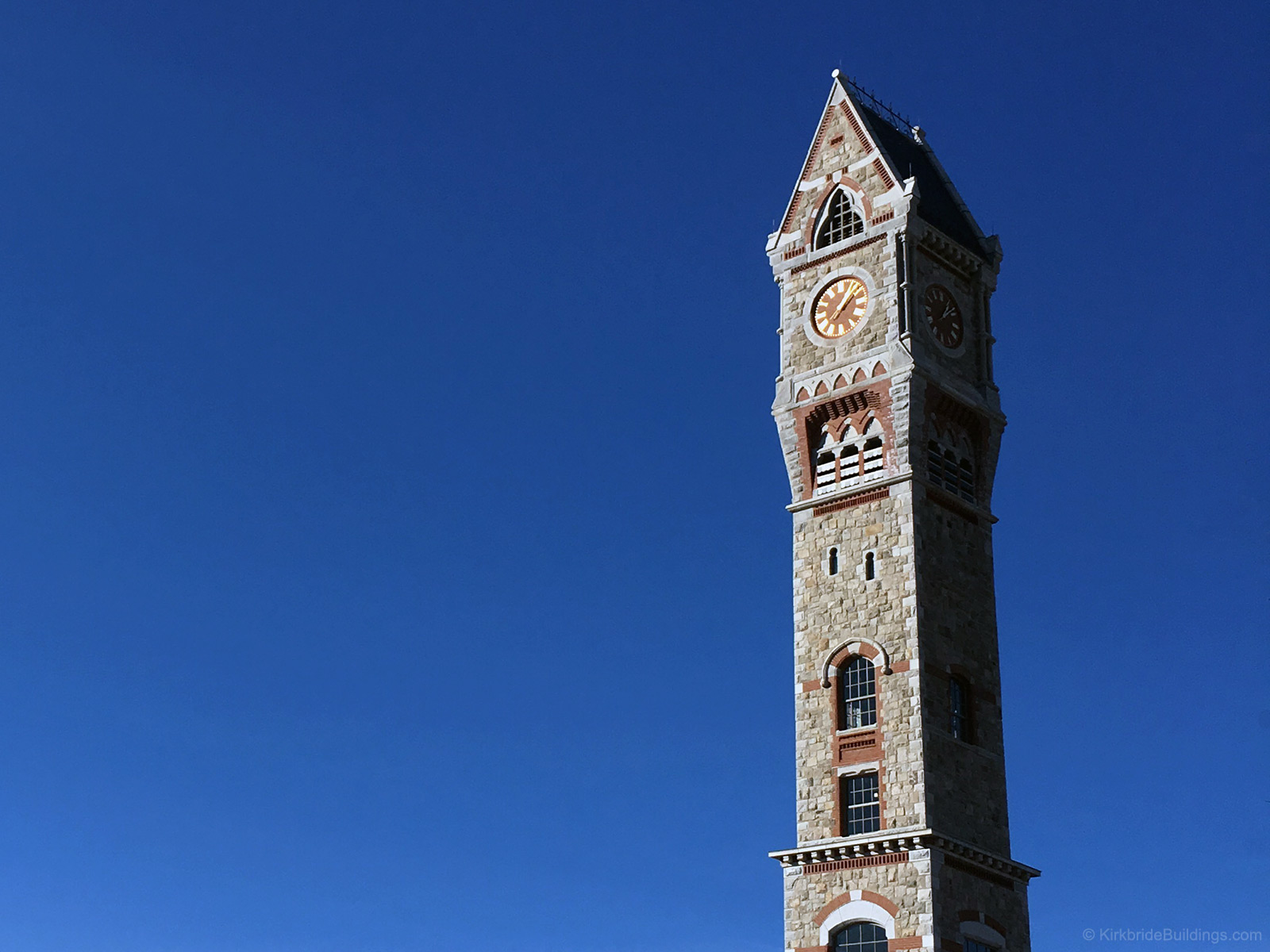 Worcester Clocktower Replica Complete * Asylum Architecture, History ...