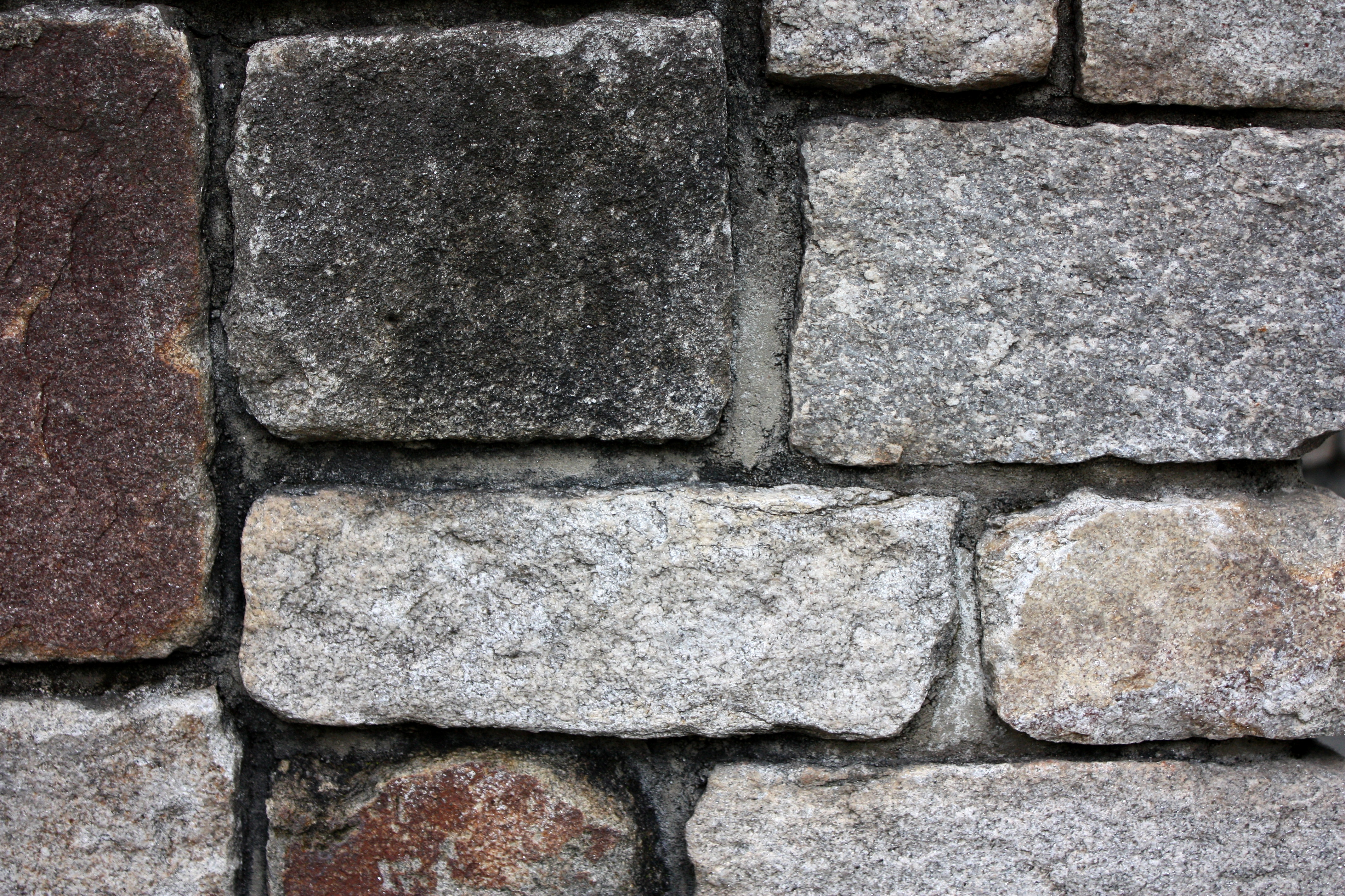 Close-up of a stone wall, Abstract, Backgrounds, Nature, Patterns, HQ Photo
