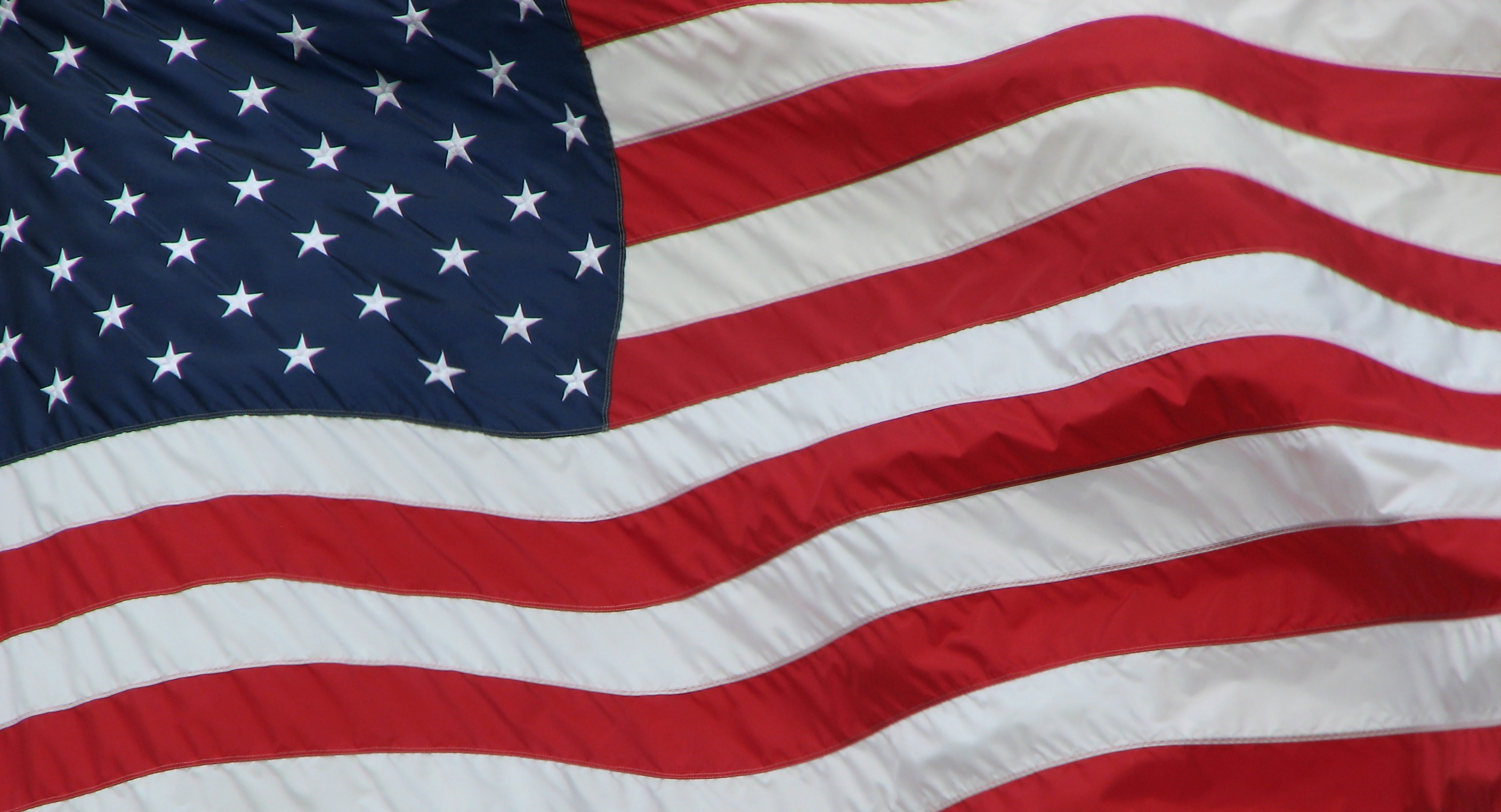 Free Photo Close Up Of An American Flag Stripes States Symbols
