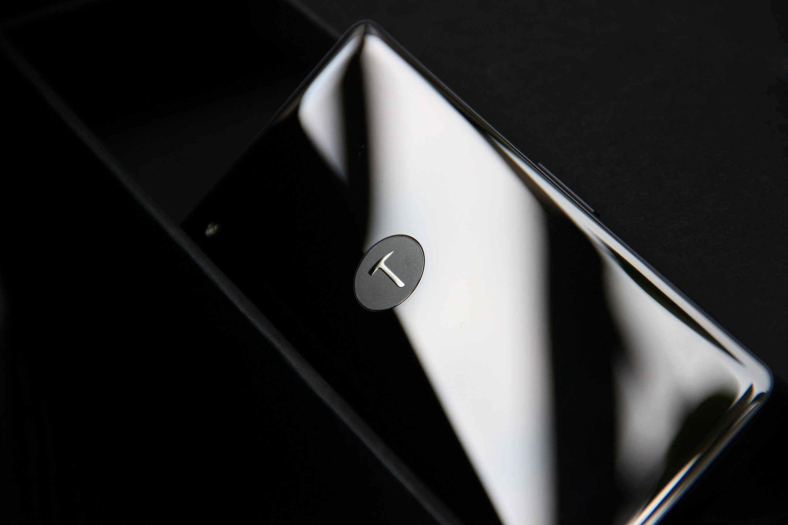 Close-up of black background photo