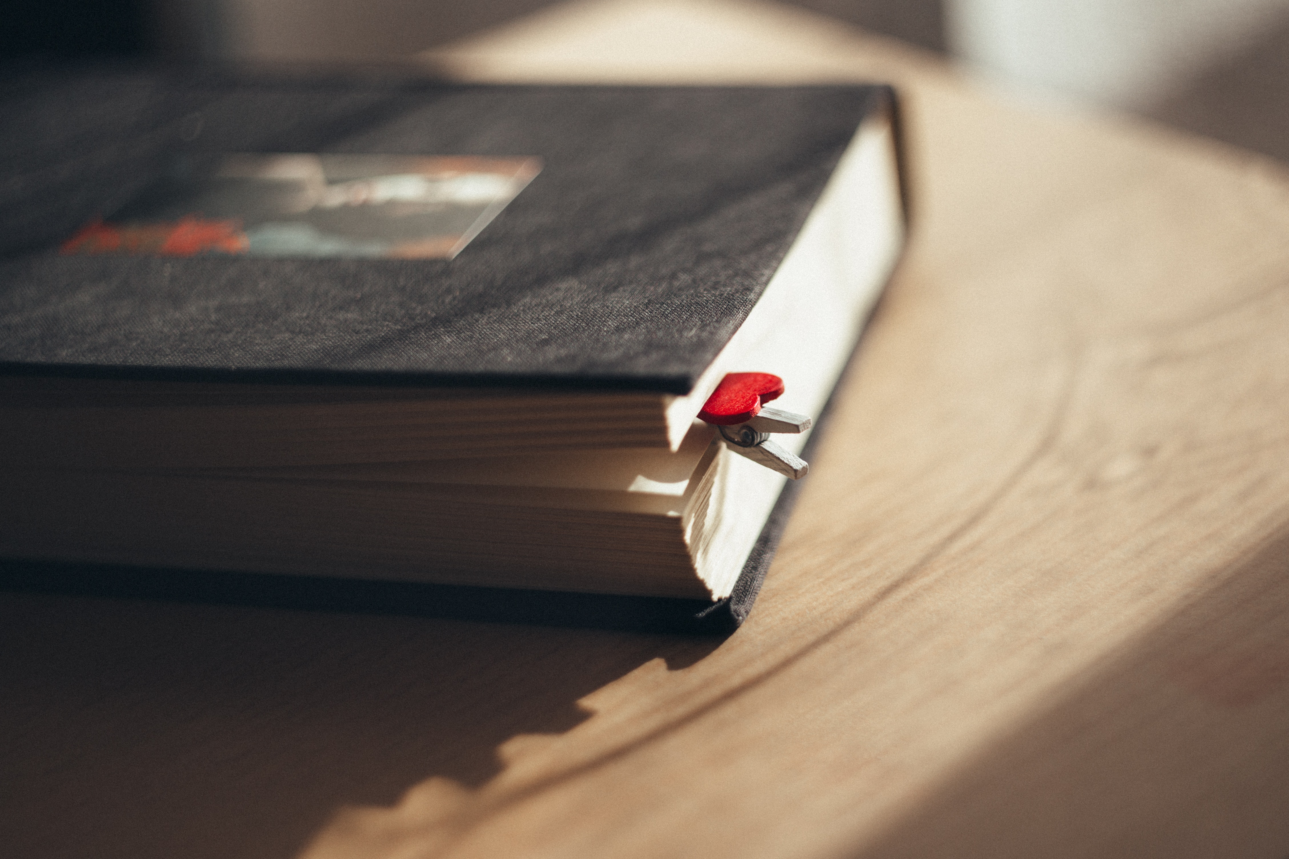 Close Up of Book, Abstract, Paper, Vintage, Table, HQ Photo