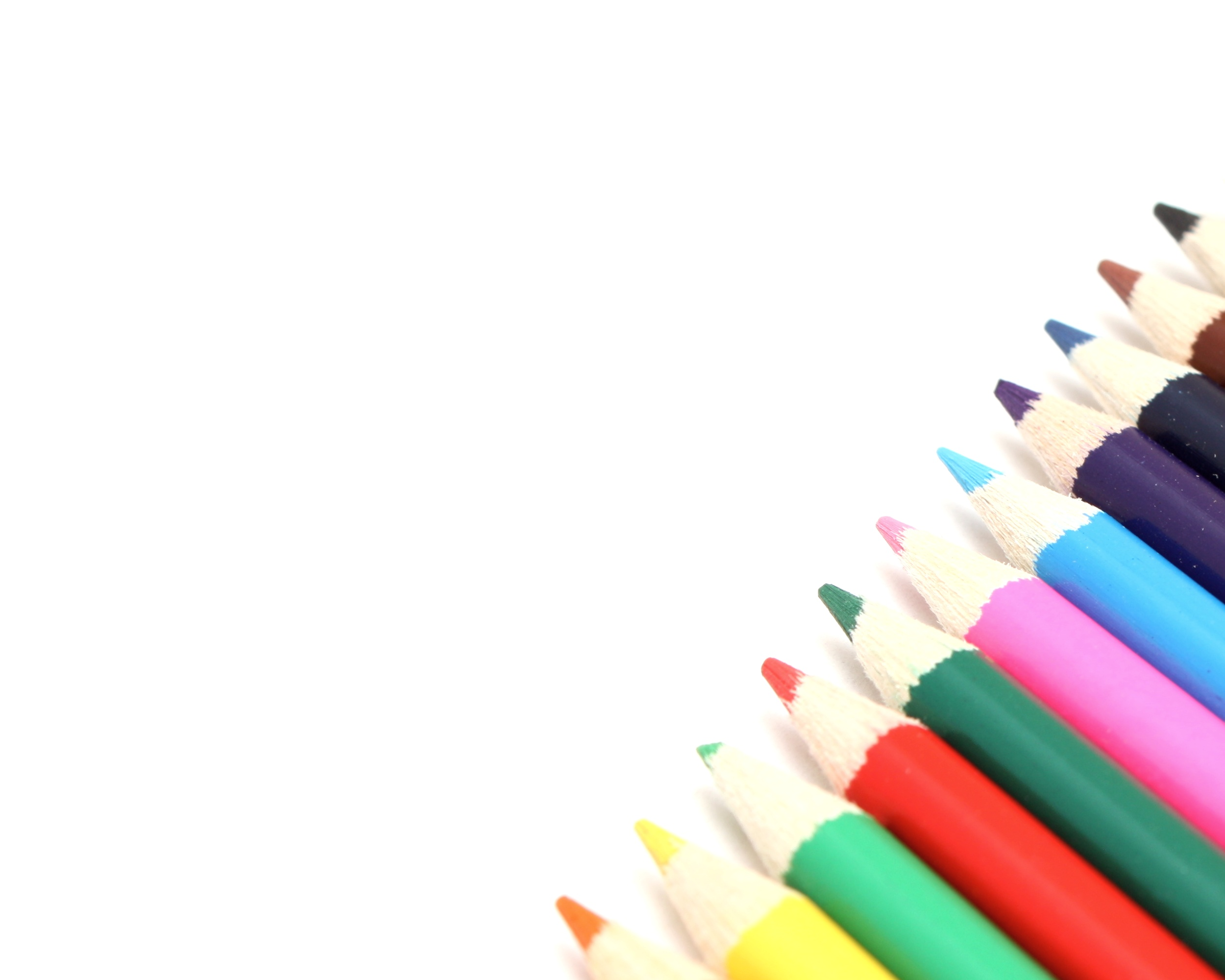 Close-up of colored pencils, Art, Colored, Colors, Drawing, HQ Photo