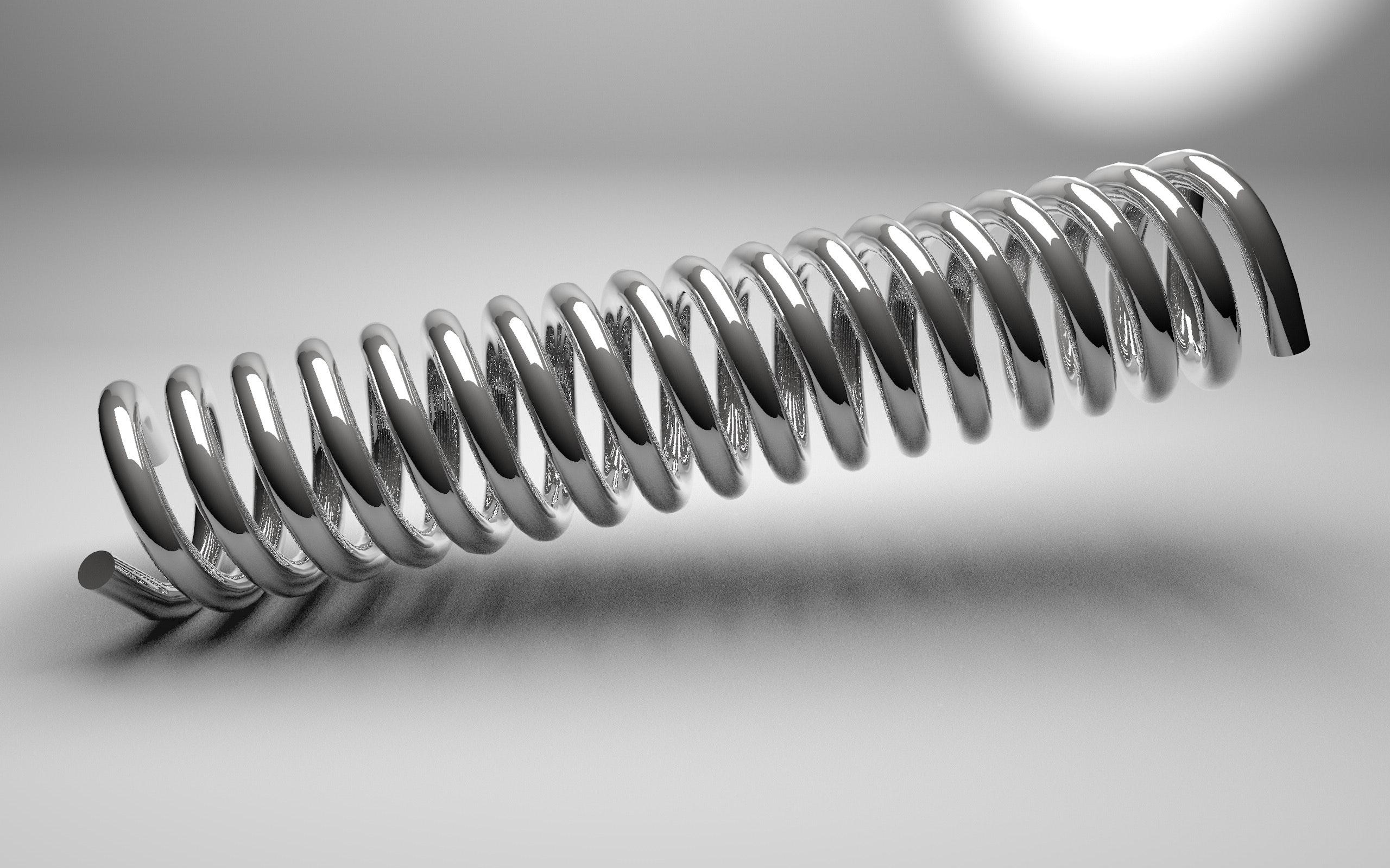 Close-up of metal photo