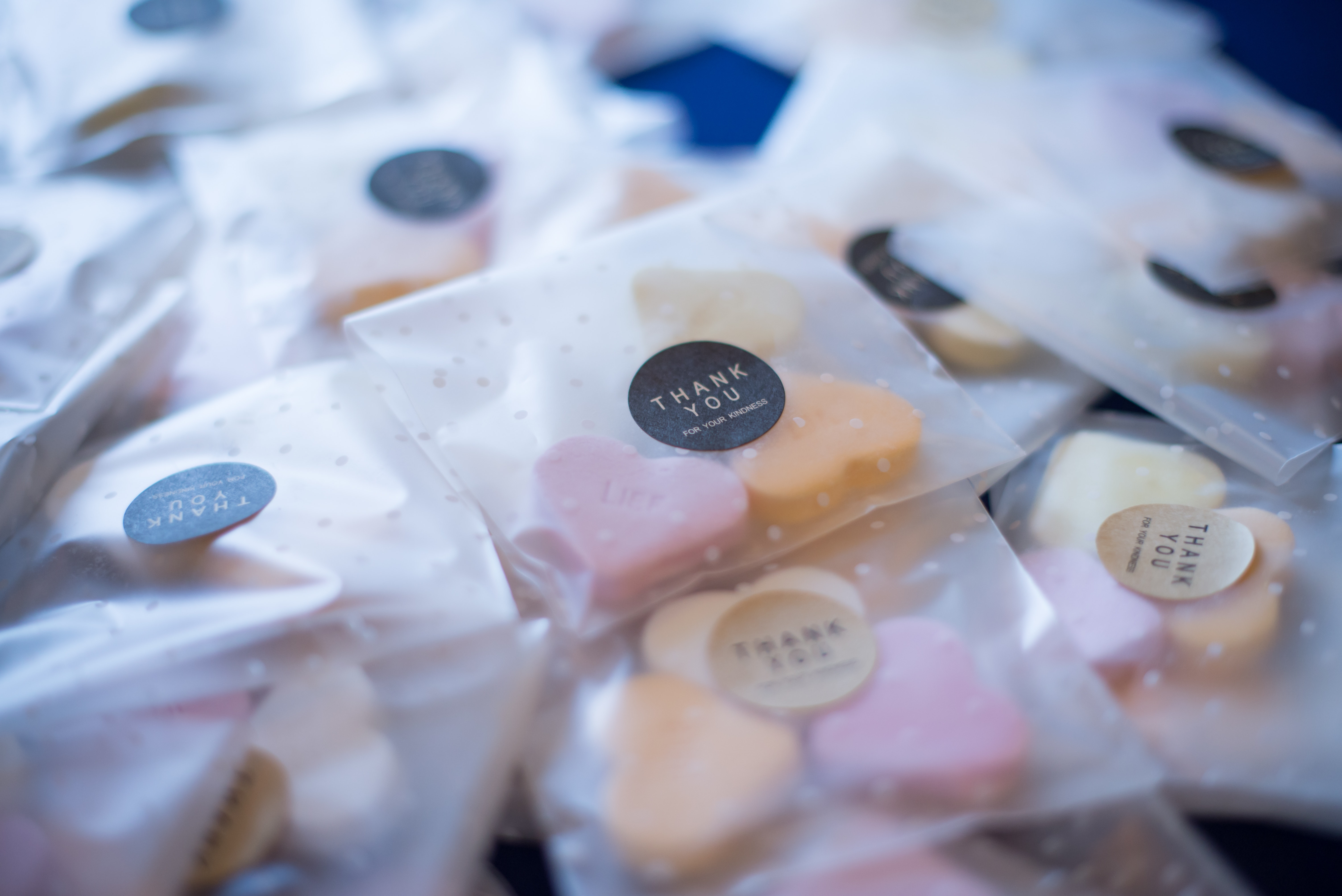 Close Up of Objects, Blur, Homemade, Sweets, Packaging, HQ Photo