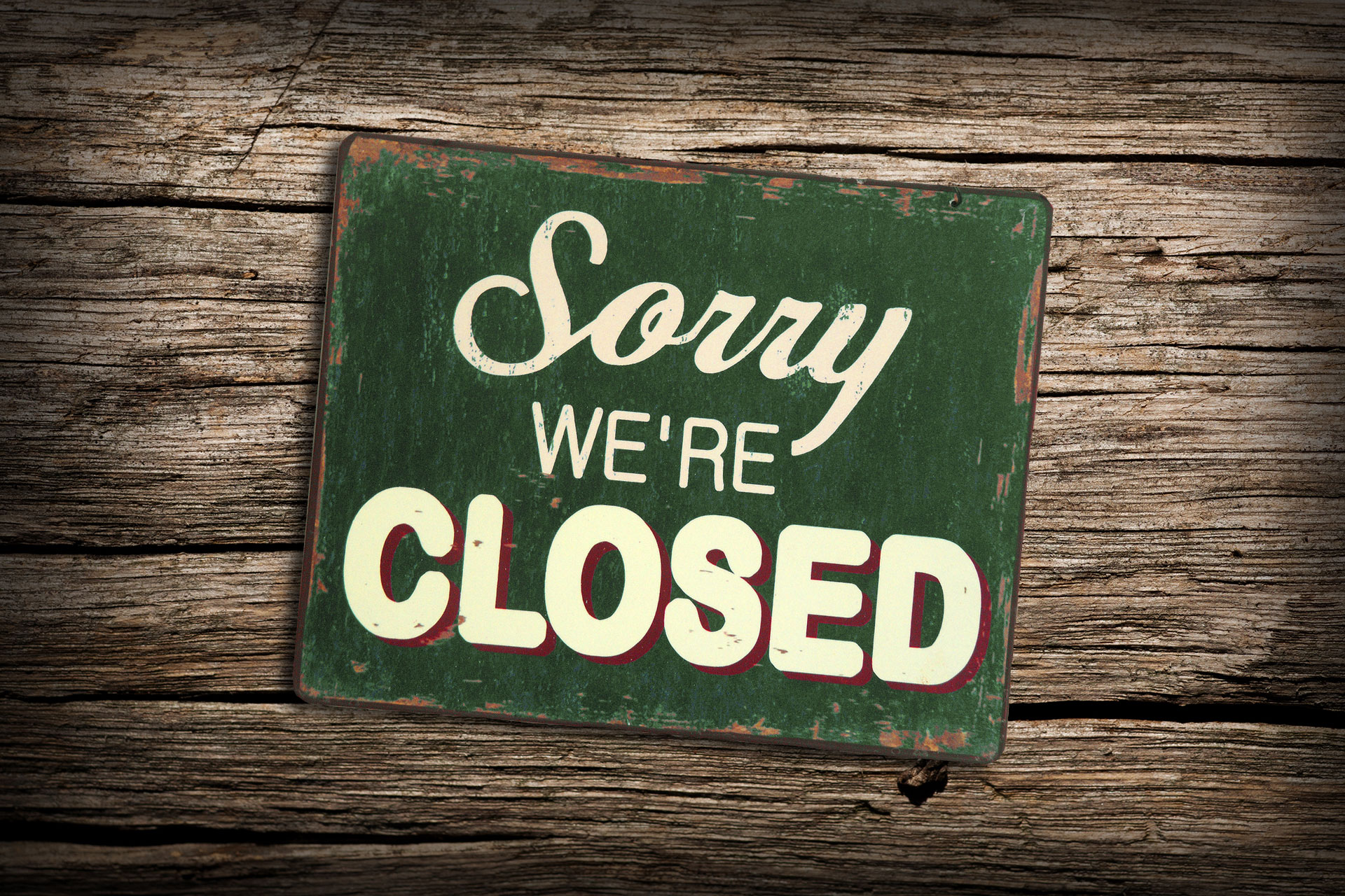 Closed - The Roundup