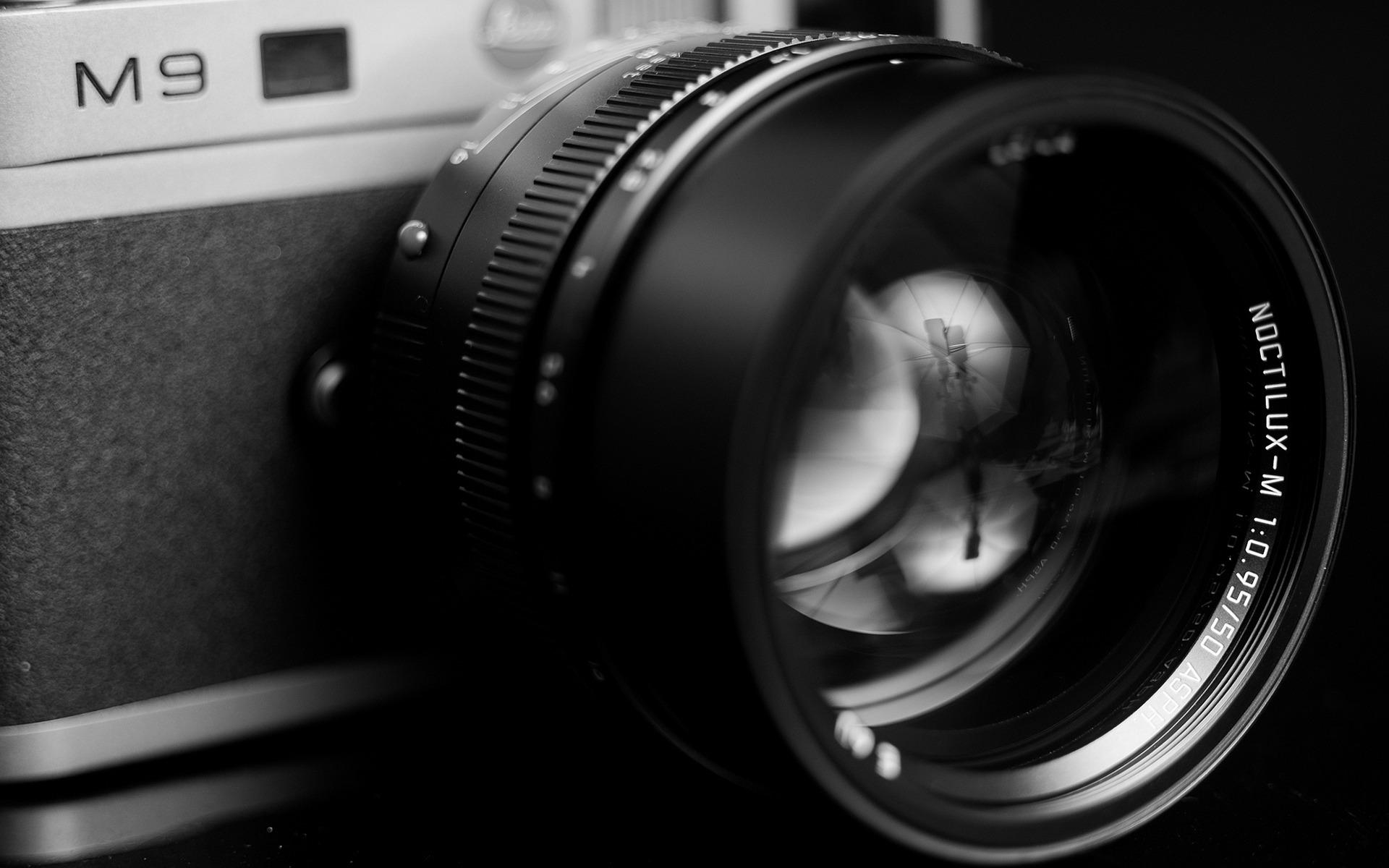 Vintage Camera lens close-up wallpaper | other | Wallpaper Better