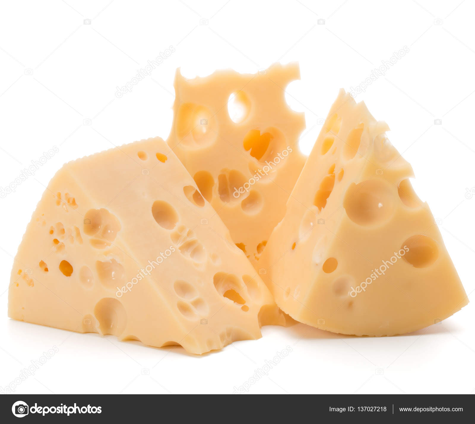 Cheese blocks close up — Stock Photo © natika #137027218